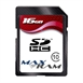 16GB SD Flash Memory Card (MaxRam SDHC)
