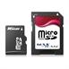 16GB Micro SD MaxRam Memory Card + SD Adapter