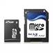 2GB Micro SD MaxRam Memory Card + SD Adapter