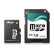 4GB Micro SD MaxRam Memory Card + SD Adapter