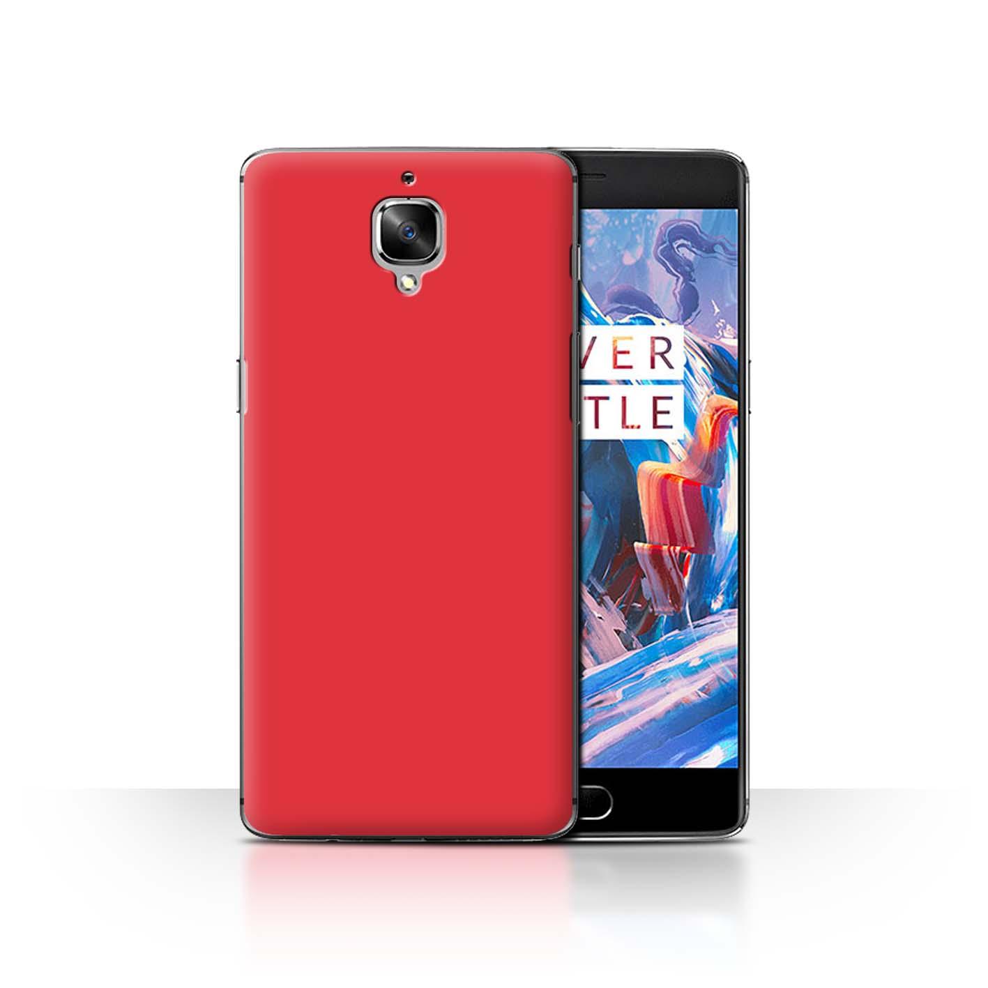 Coque-Etui-Housse-de-Stuff4-pour-OnePlus-3-Couleurs