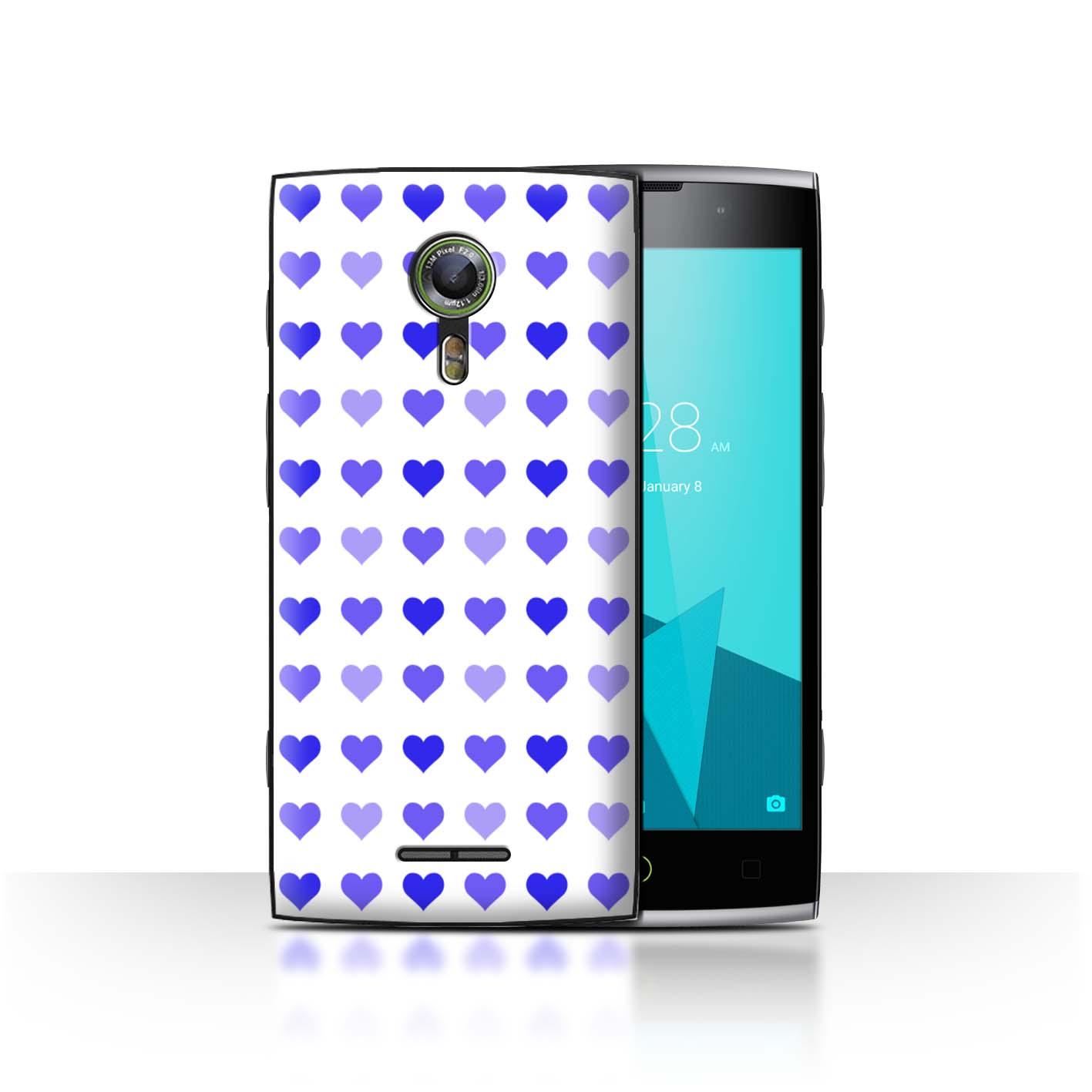 STUFF4-Back-Case-Cover-Skin-for-Alcatel-Flash-2-Love-Heart-Stencil
