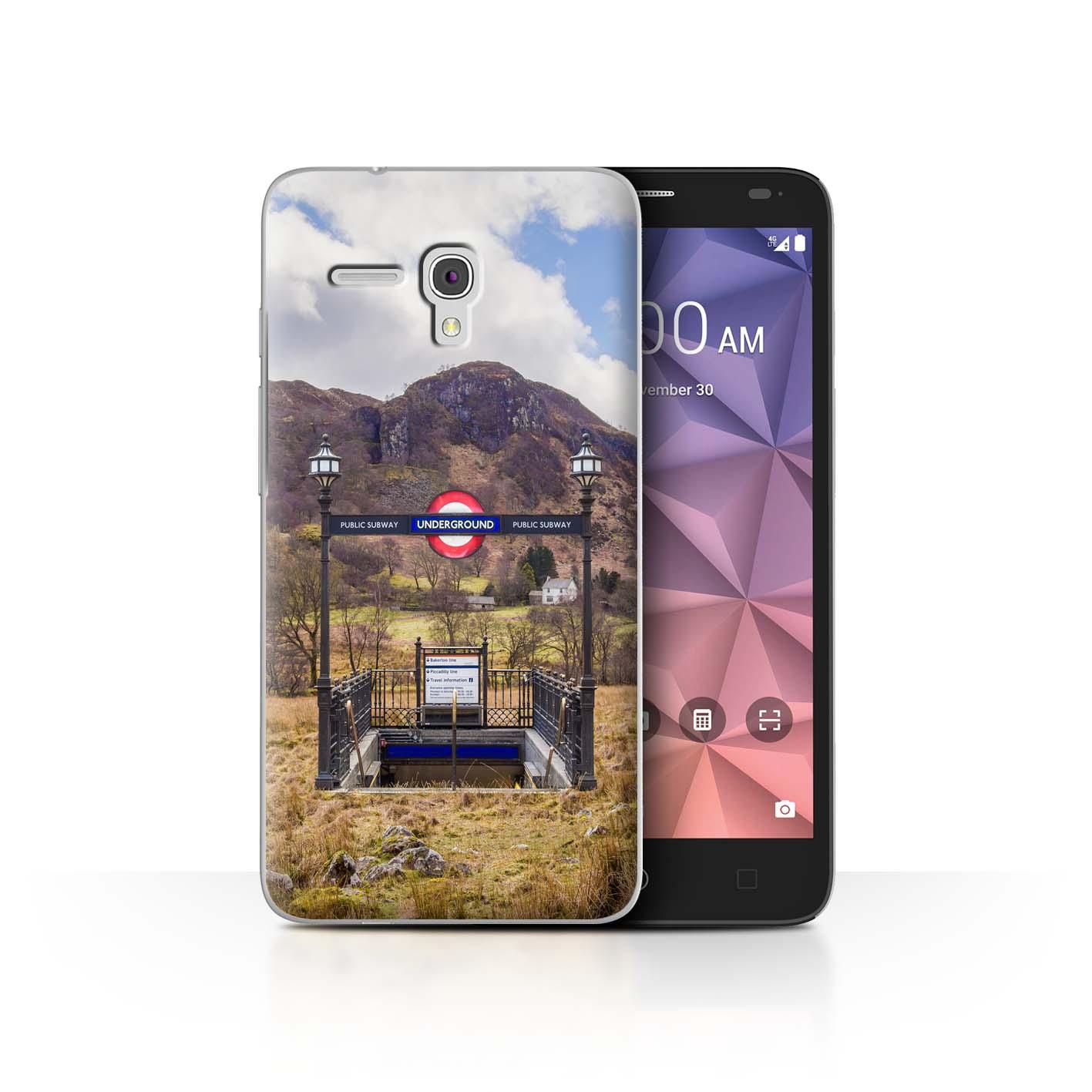 STUFF4-Back-Case-Cover-Skin-for-Alcatel-Fierce-XL-Imagine-It