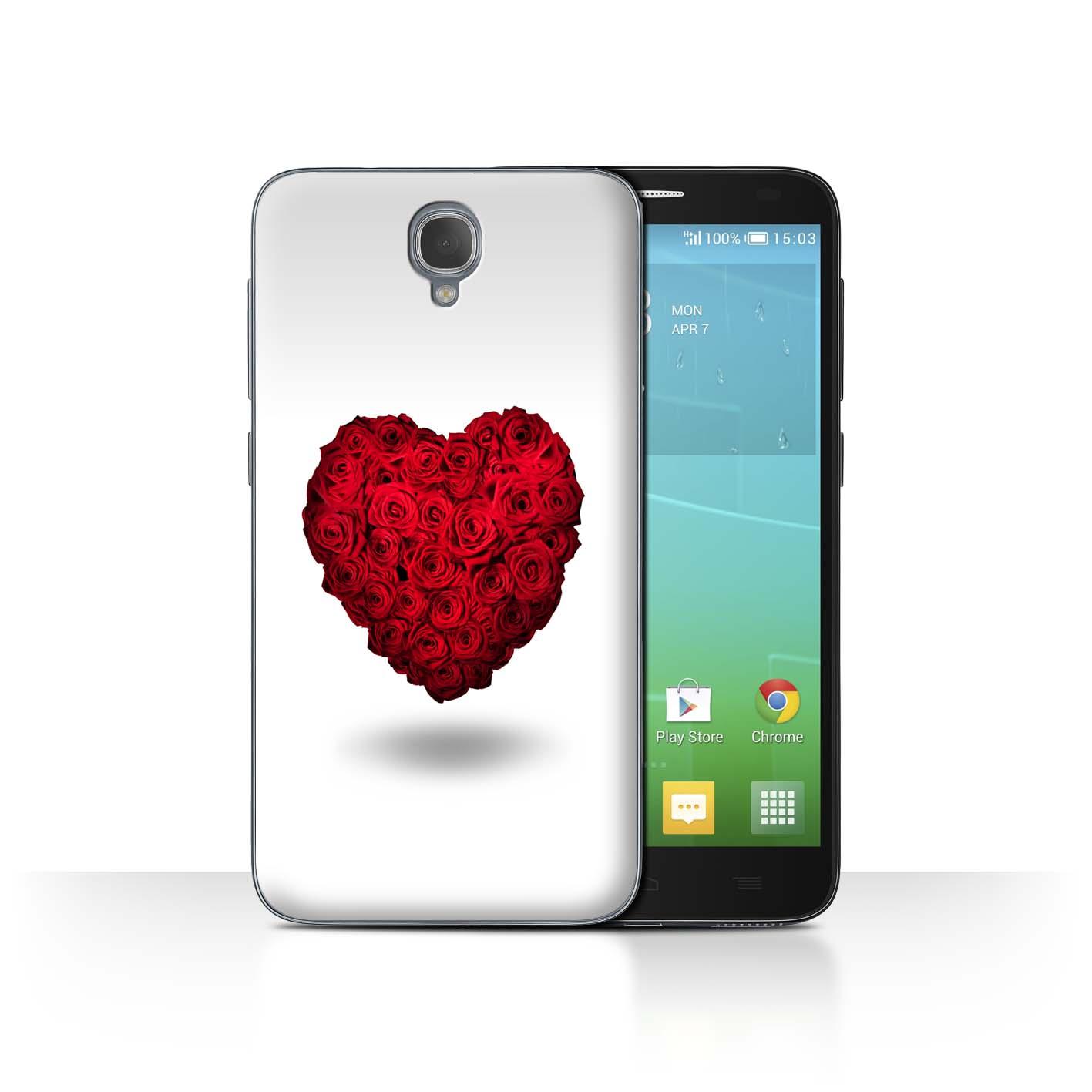 Stuff4-Huelle-Case-Backcover-fuer-Alcatel-Idol-2-Valentine-Herz