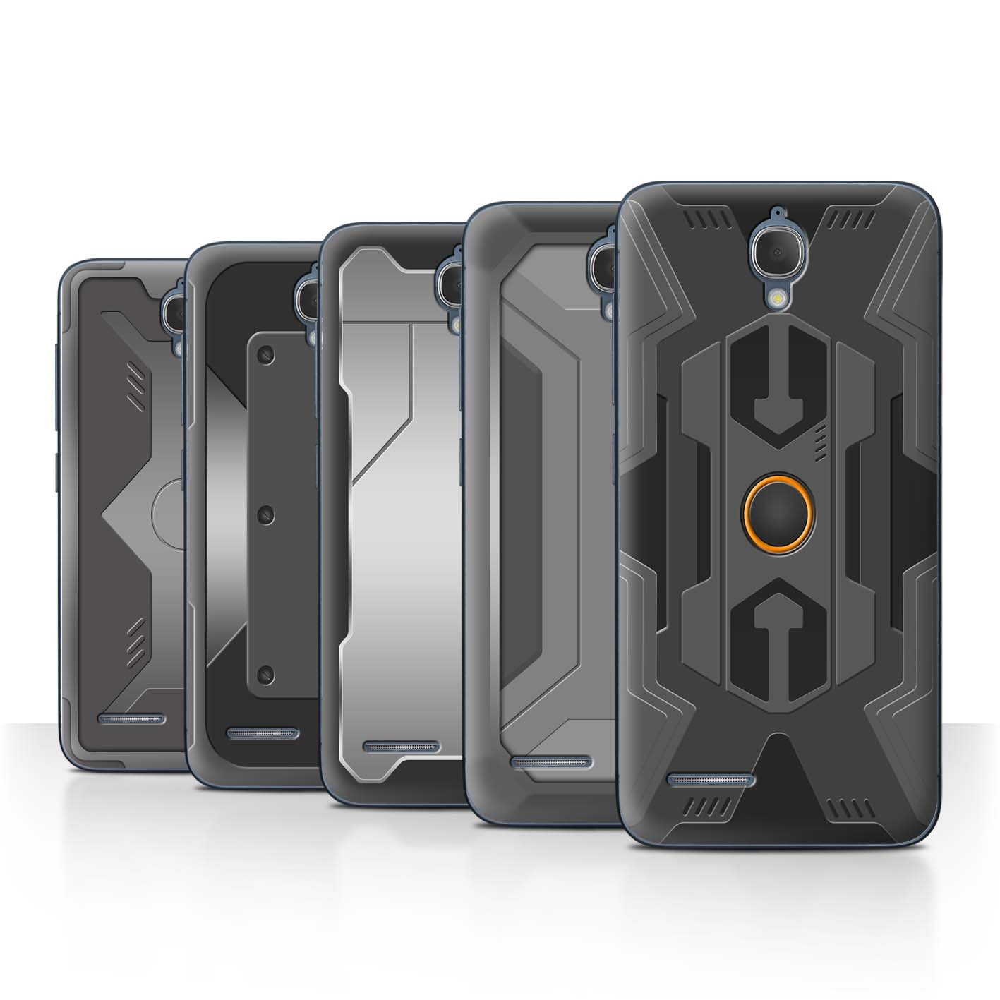 STUFF4-Back-Case-Cover-Skin-for-Alcatel-Idol-2-Mini-Armour-Armor