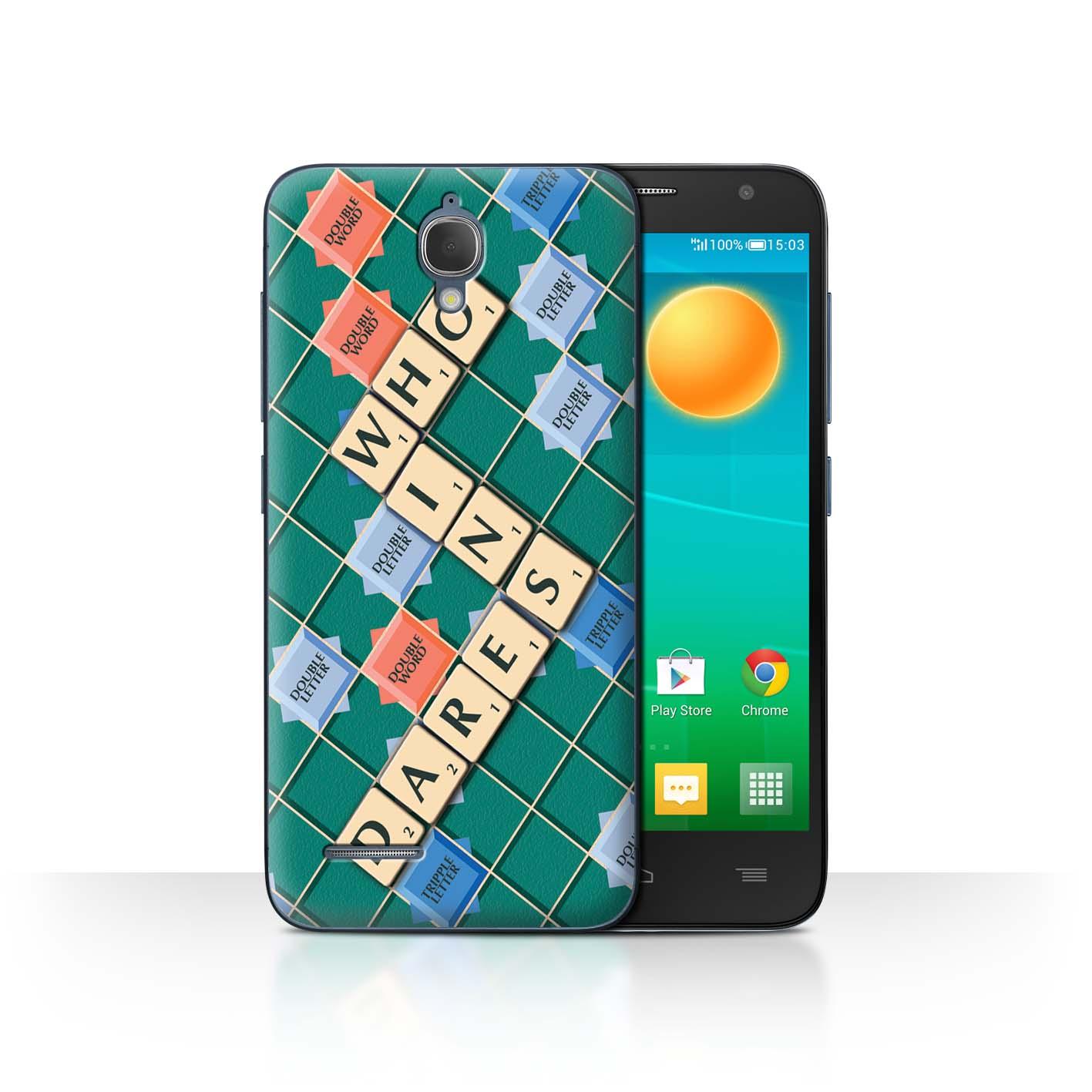 STUFF4-Back-Case-Cover-Skin-for-Alcatel-Idol-2-Mini-Scrabble-Words