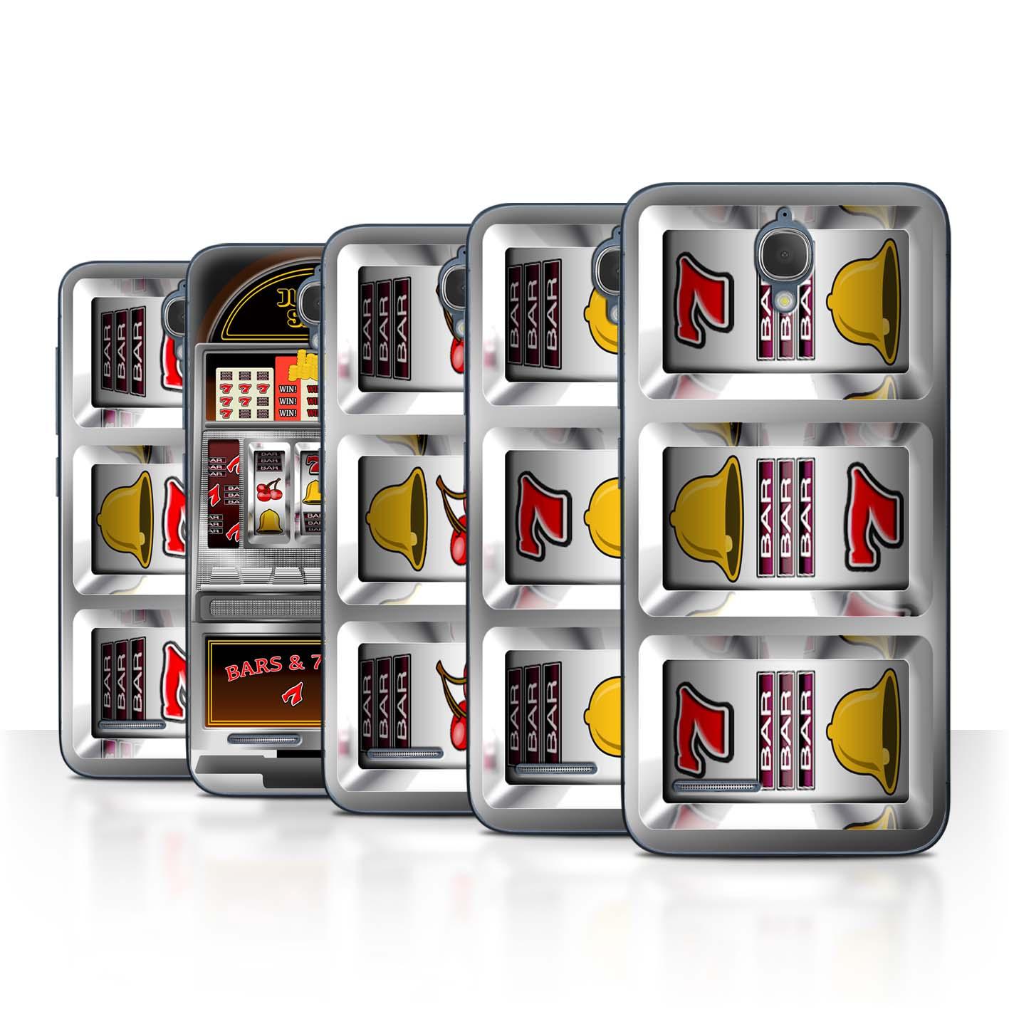 STUFF4-Back-Case-Cover-Skin-for-Alcatel-Idol-2-Mini-Slot-Machine