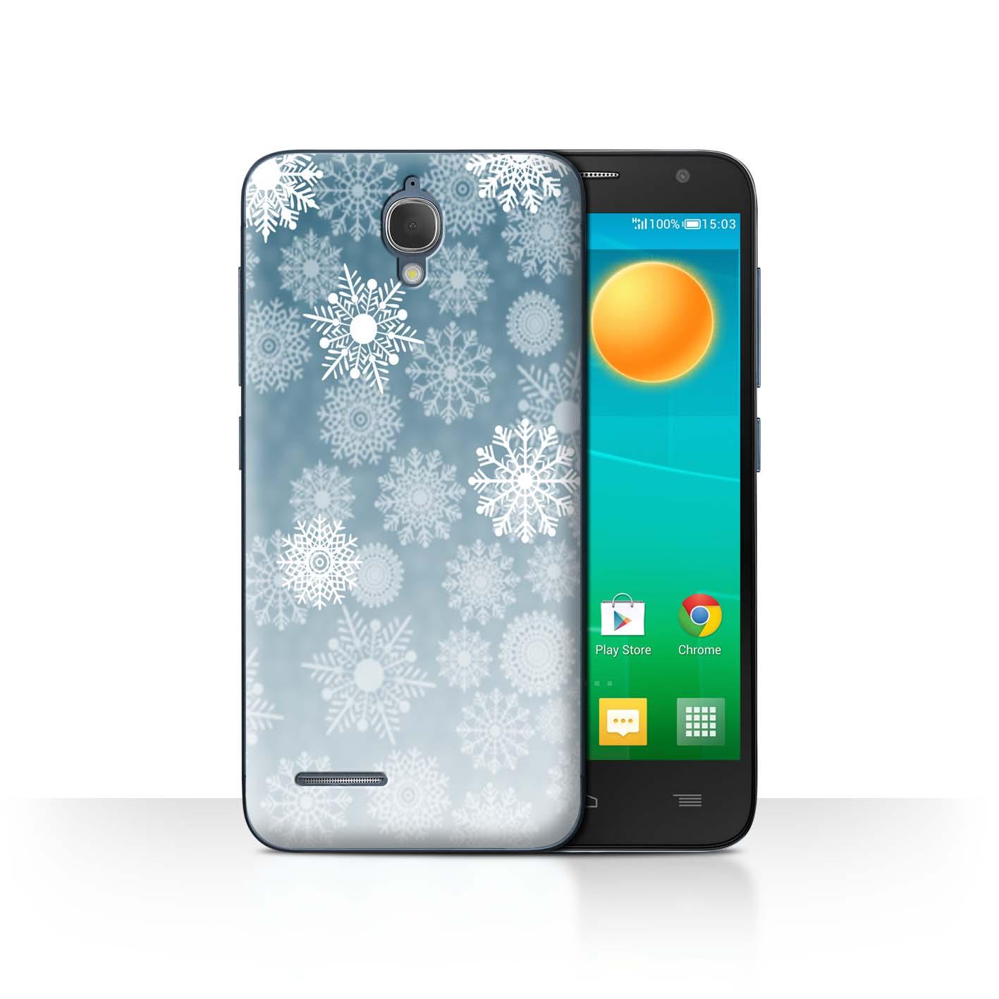 STUFF4-Back-Case-Cover-Skin-for-Alcatel-Idol-2-Mini-Snowflake-Mist