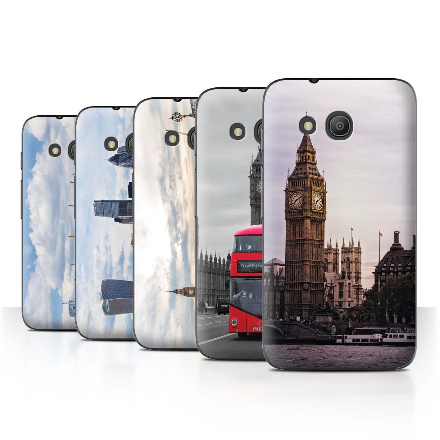 STUFF4-Back-Case-Cover-Skin-for-Alcatel-Pixi-4-4-034-London-Sites