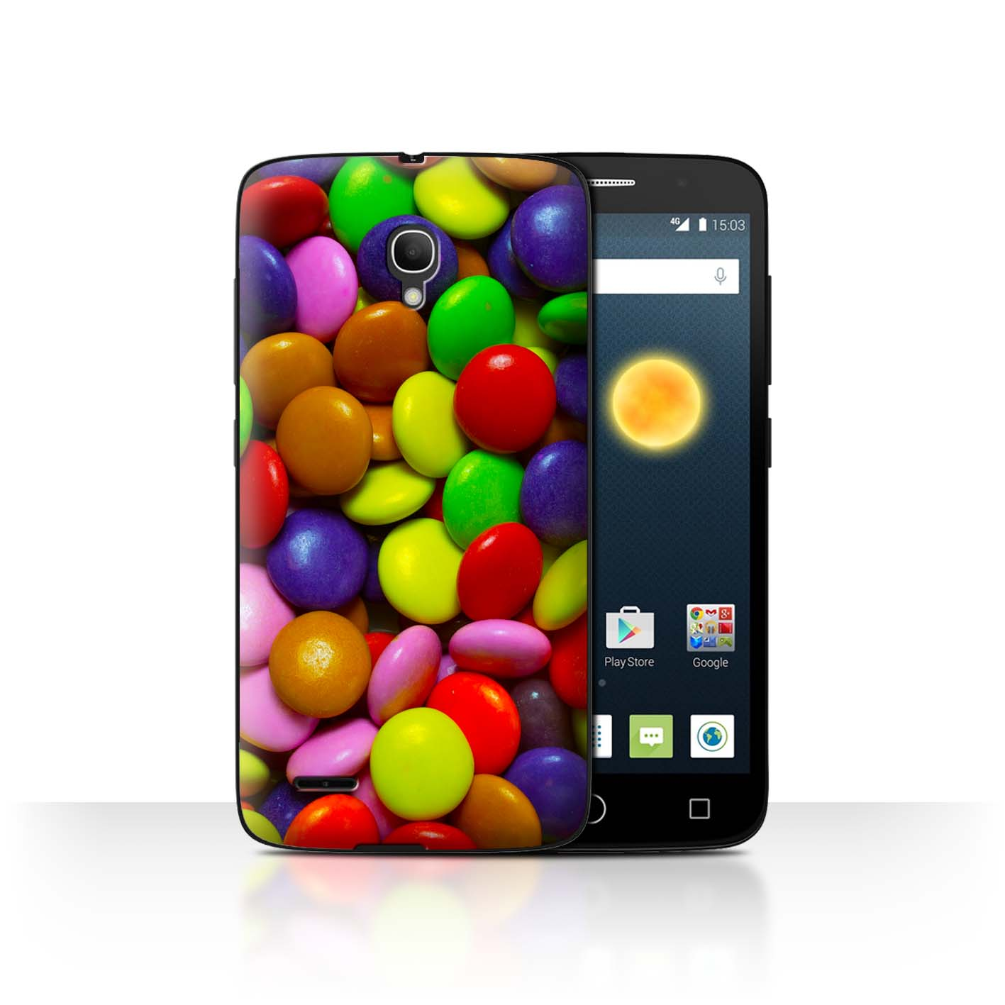 STUFF4-Back-Case-Cover-Skin-for-Alcatel-Pop-2-5-034-Sweets-amp-Candy