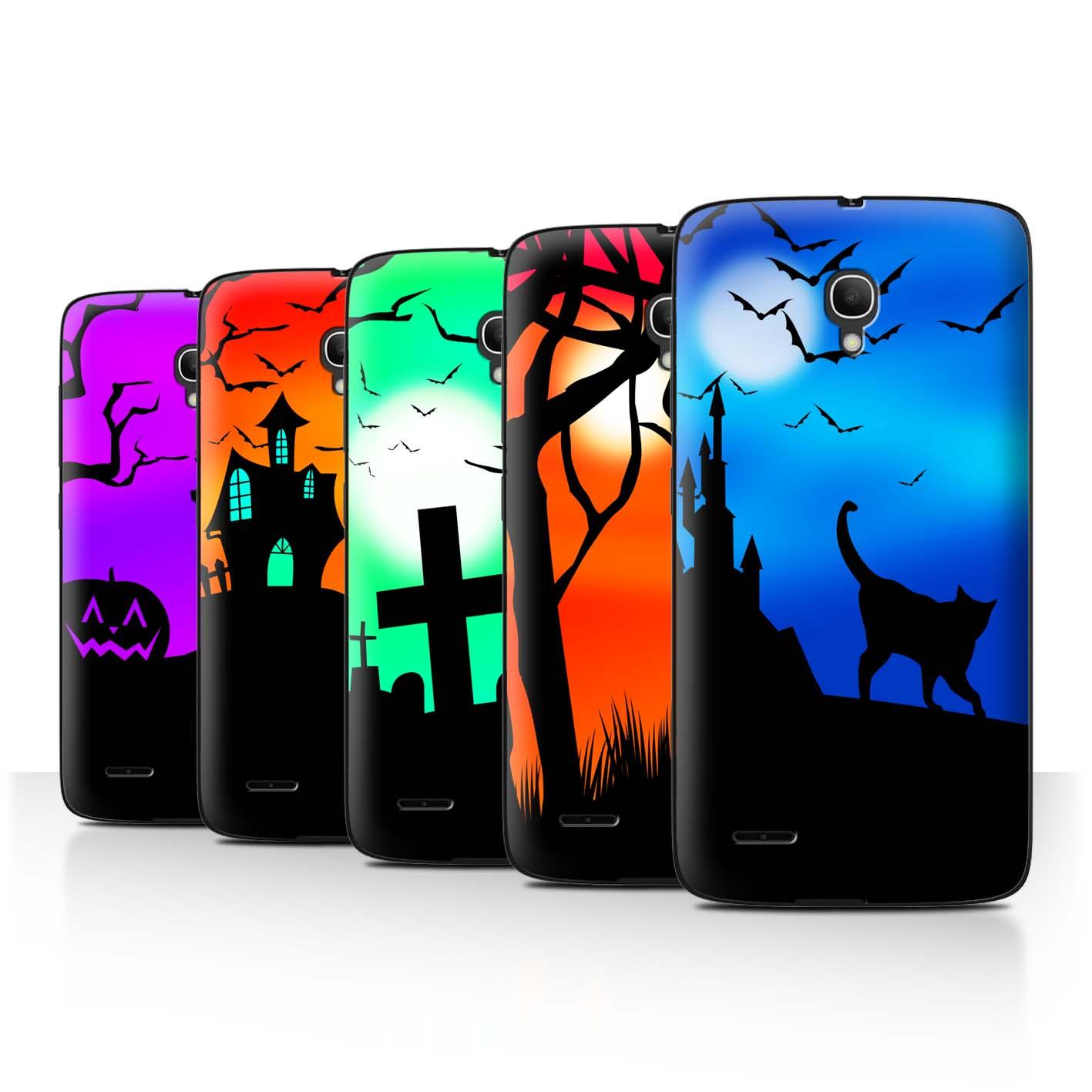 STUFF4-Back-Case-Cover-Skin-for-Alcatel-Pop-2-5-034-Halloween-Scene