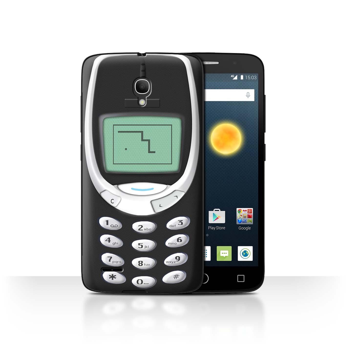STUFF4-Back-Case-Cover-Skin-for-Alcatel-Pop-2-5-034-Retro-Phones