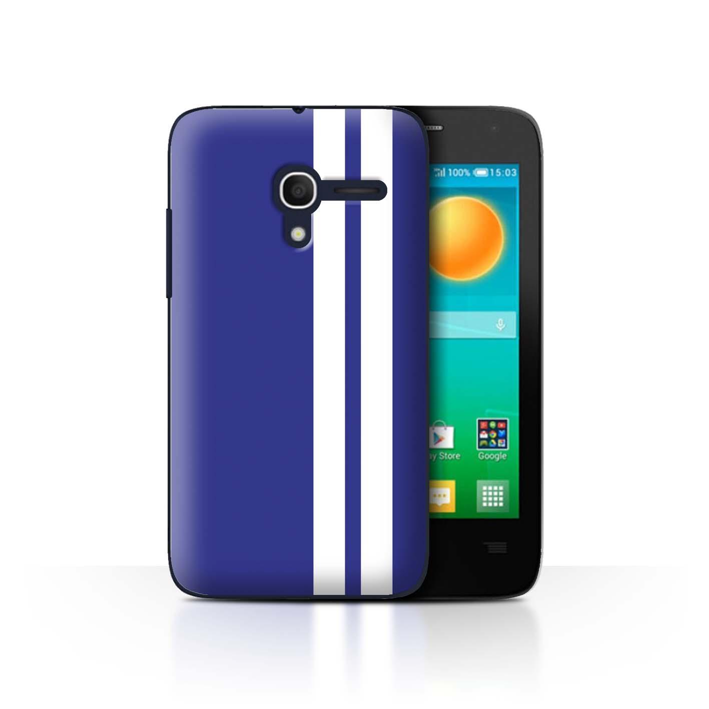 STUFF4-Back-Case-Cover-Skin-for-Alcatel-Pop-D3-Racing-Car-Stripes