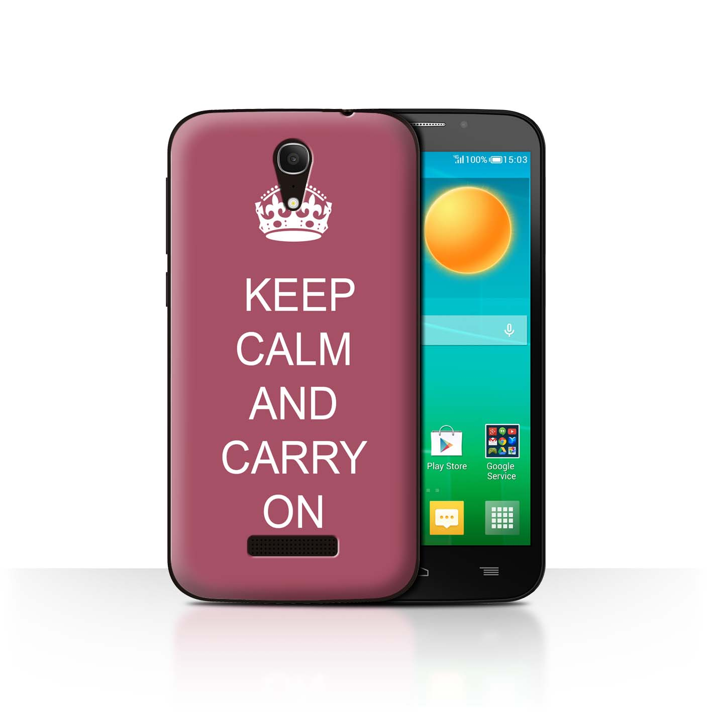 STUFF4-Back-Case-Cover-Skin-for-Alcatel-Pop-S7-Keep-Calm