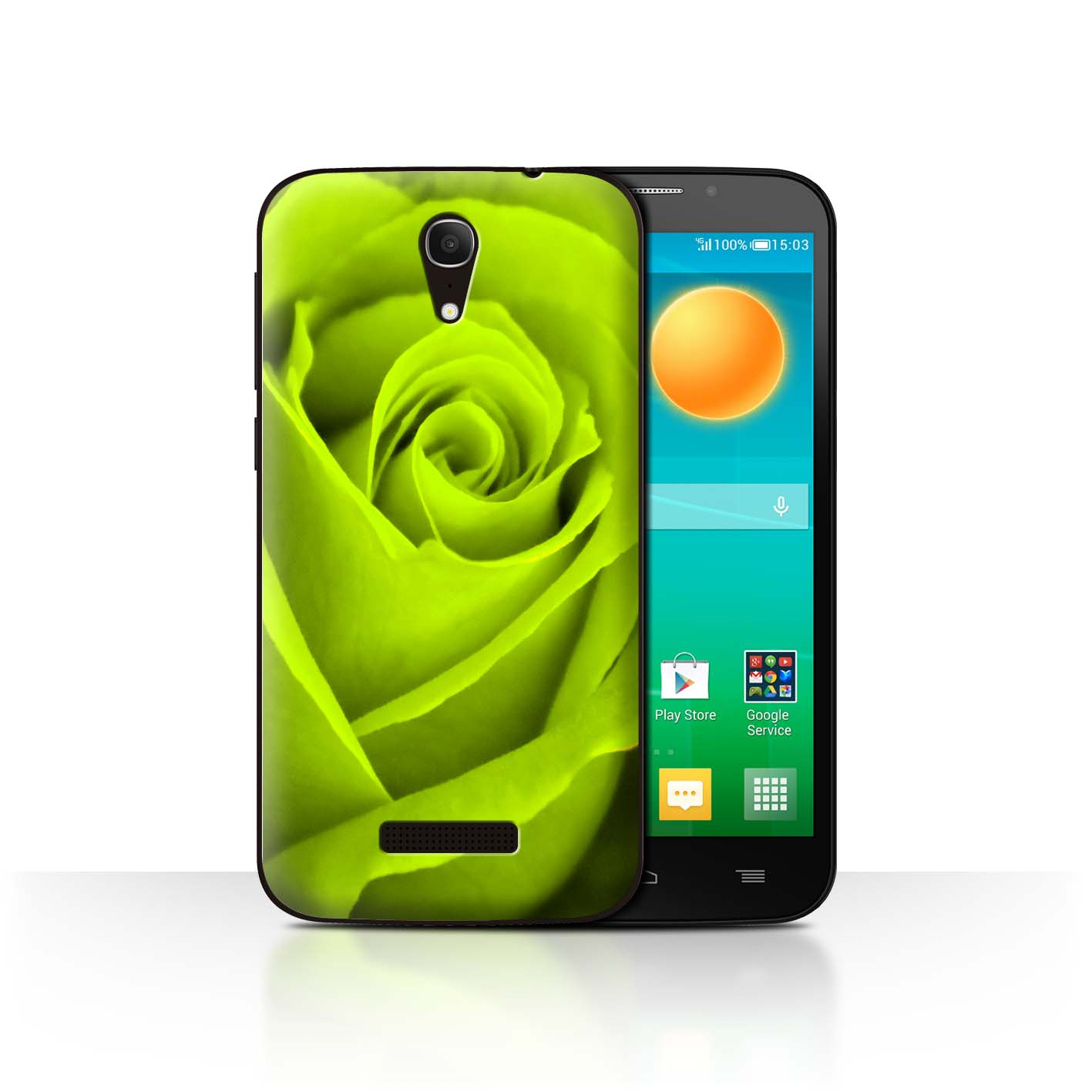 STUFF4-Back-Case-Cover-Skin-for-Alcatel-Pop-S7-Rose