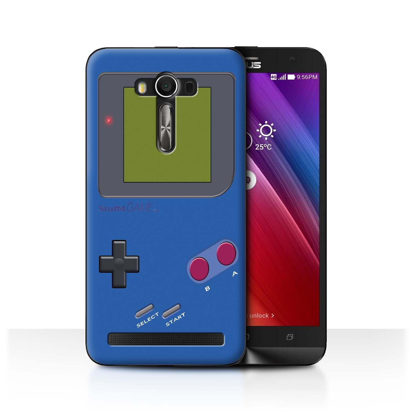 STUFF4-Back-Case-Cover-Skin-for-Asus-Zenfone-2-Laser-ZE550KL-Video-Gamer-Gameboy