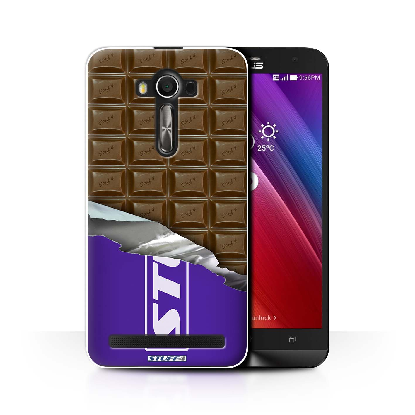 Chocolate Phone Case/Cover for Asus Zenfone 2 Laser ZE600KL