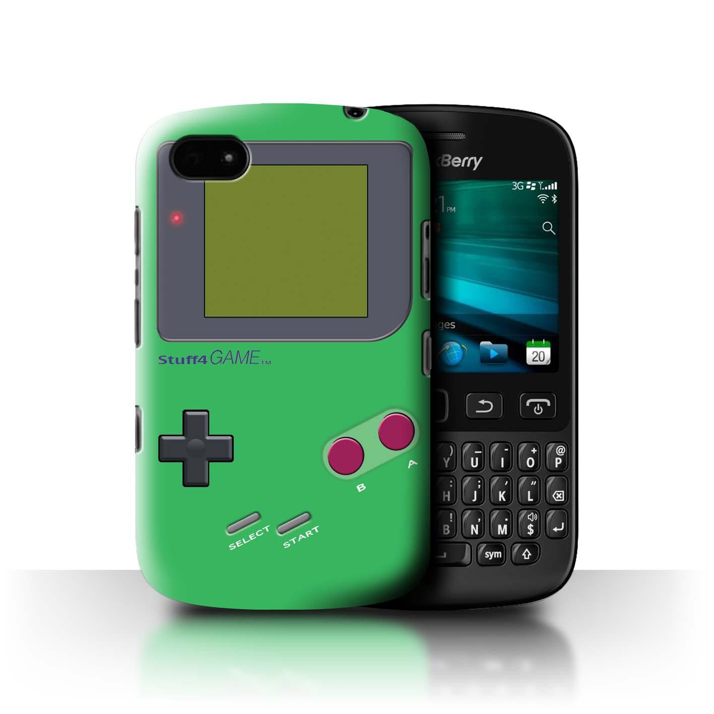 STUFF4-Coque-Etui-pour-Blackberry-Smartphone-Jeu-Video-Gameboy-Protection-Housse
