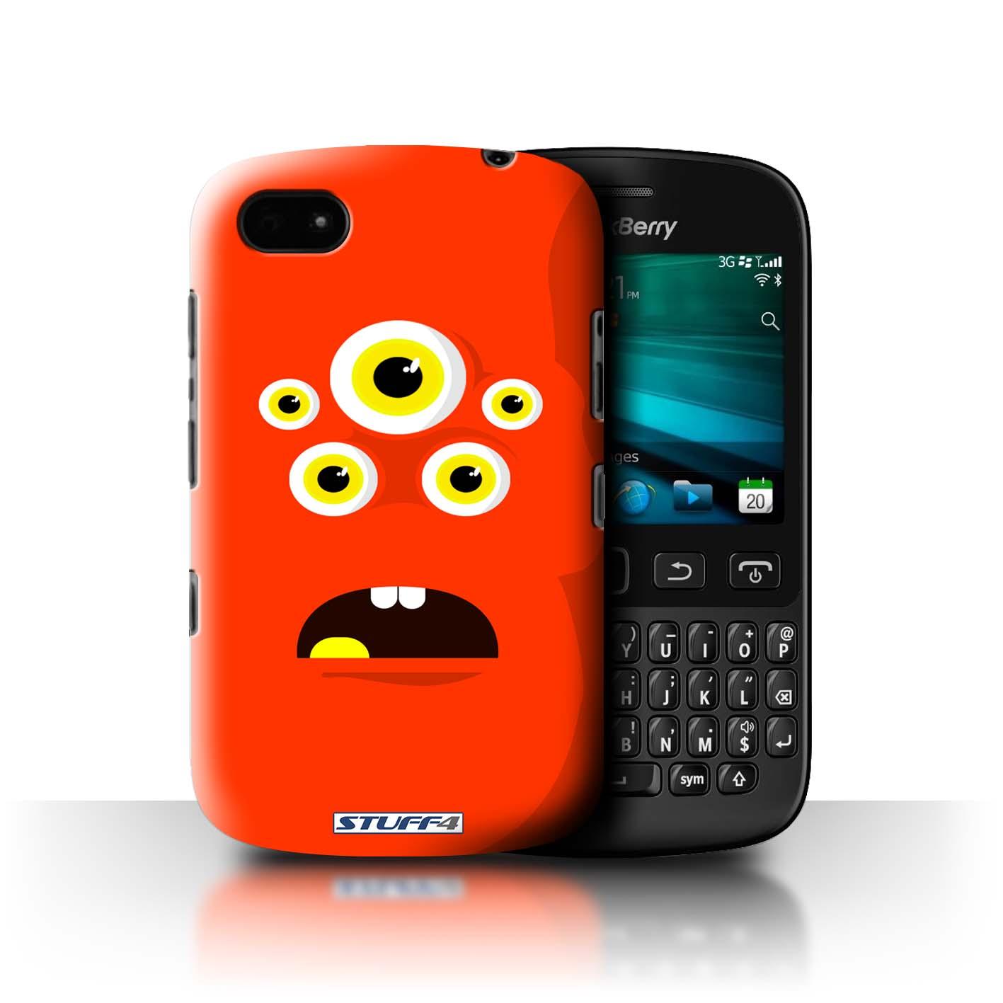 STUFF4-Coque-Etui-pour-Blackberry-Smartphone-Monstres-Protection-Housse