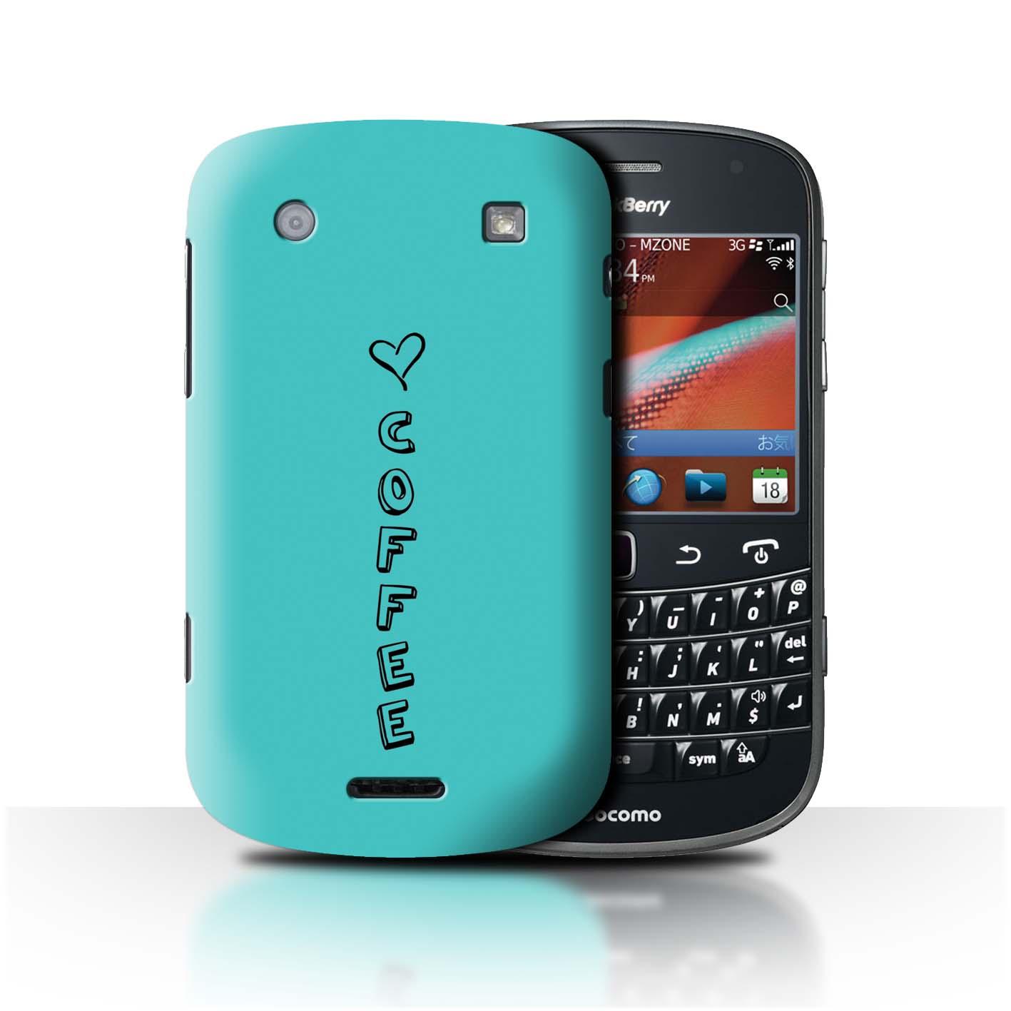 Coque-Etui-Housse-de-Stuff4-pour-Blackberry-Bold-9900-Coeur-XOXO