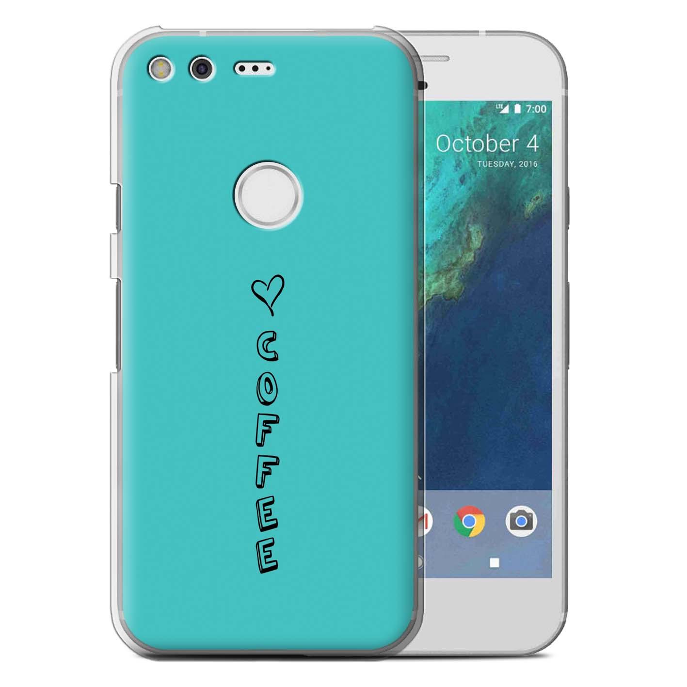 Stuff 4 Teléfono Caso/Cubierta Trasera Para Google Pixel XL (5.5)/Corazón Xoxo