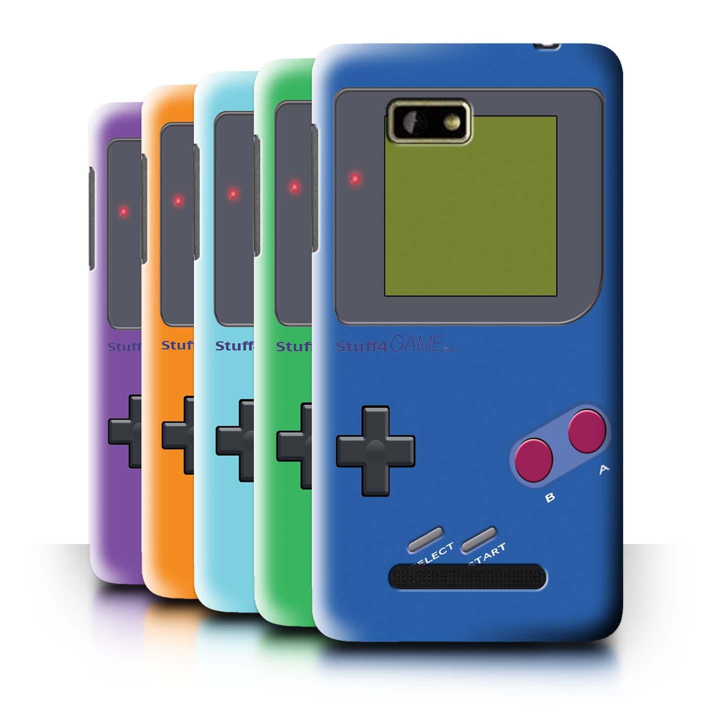 STUFF4-Back-Case-Cover-Skin-for-HTC-One-SU-Video-Gamer-Gameboy