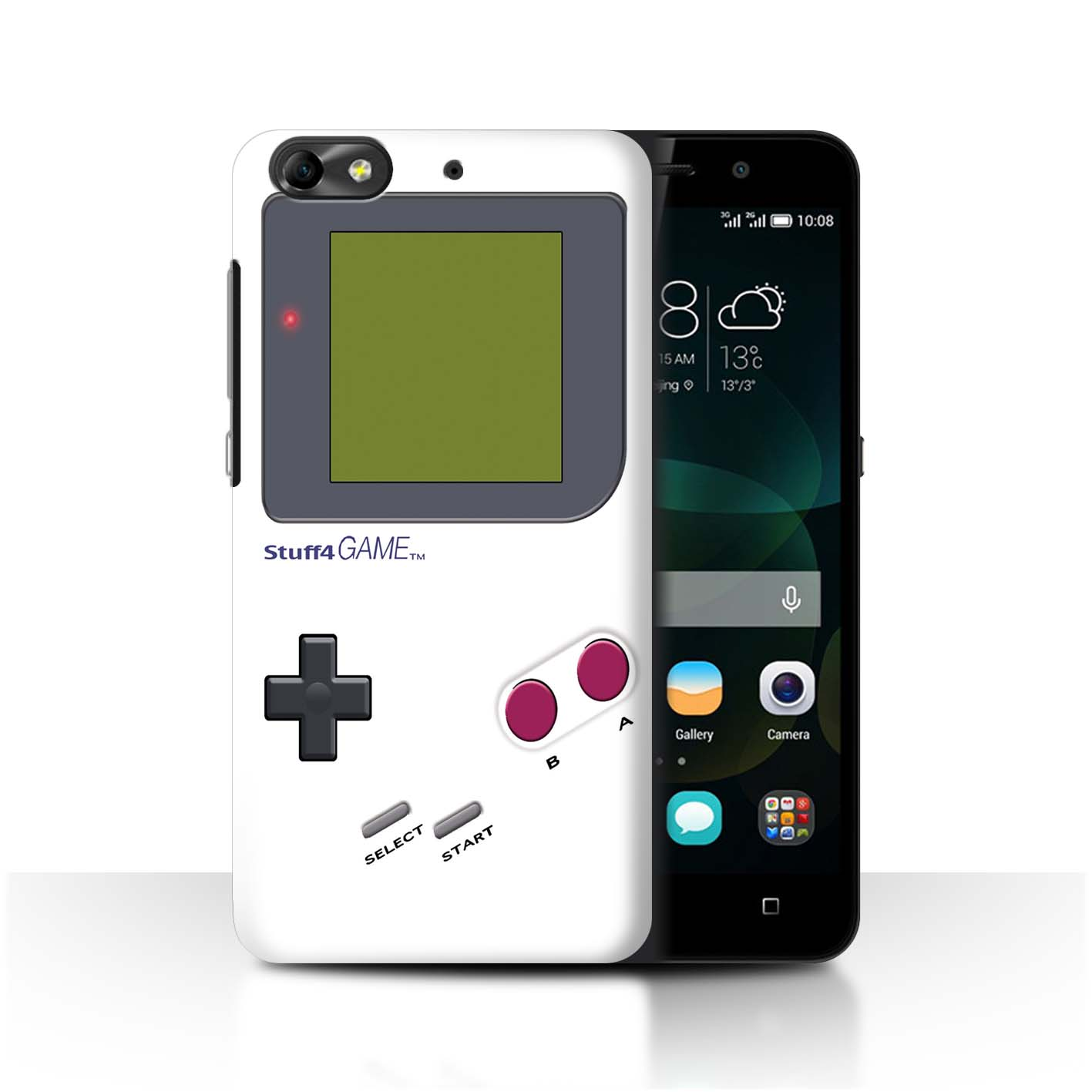 STUFF4-Back-Case-Cover-Skin-for-Huawei-G-Play-Mini-Video-Gamer-Gameboy