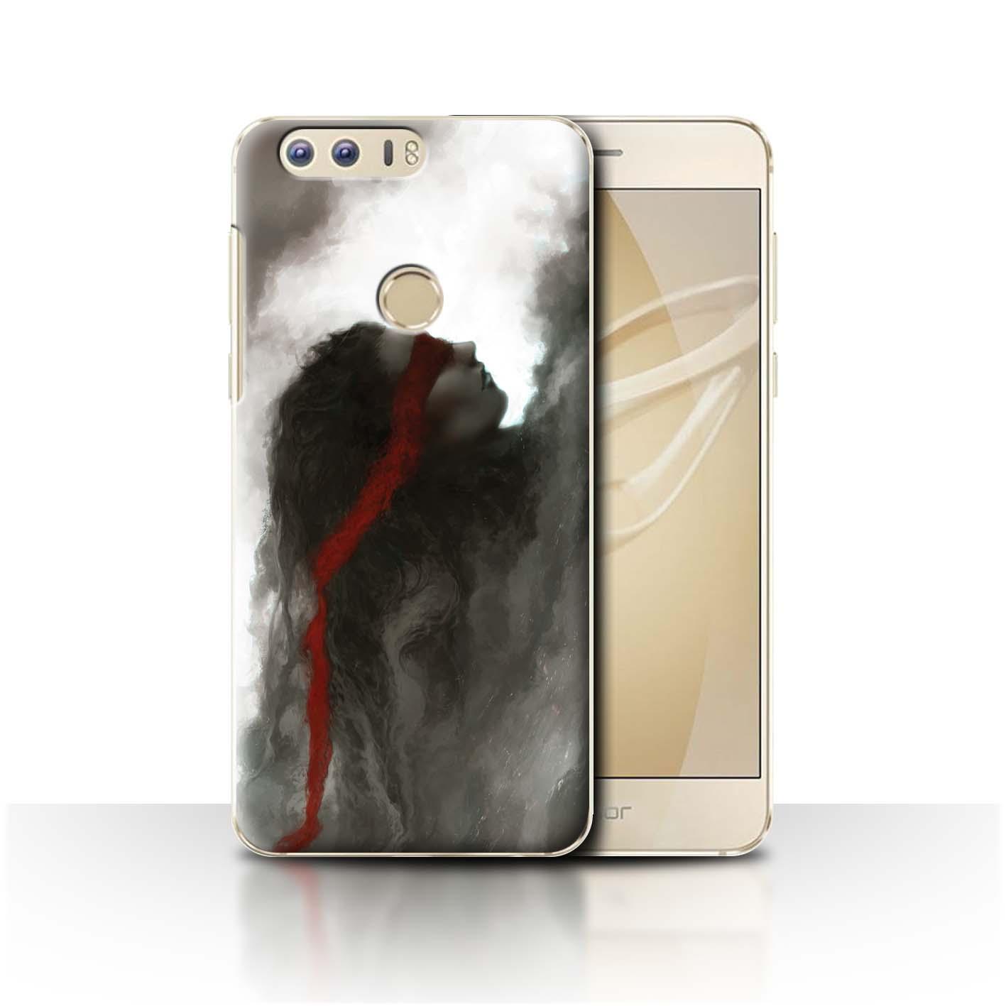 Officielle-Chris-Cold-Coque-pour-Huawei-Honor-8-Pegre-Enfer