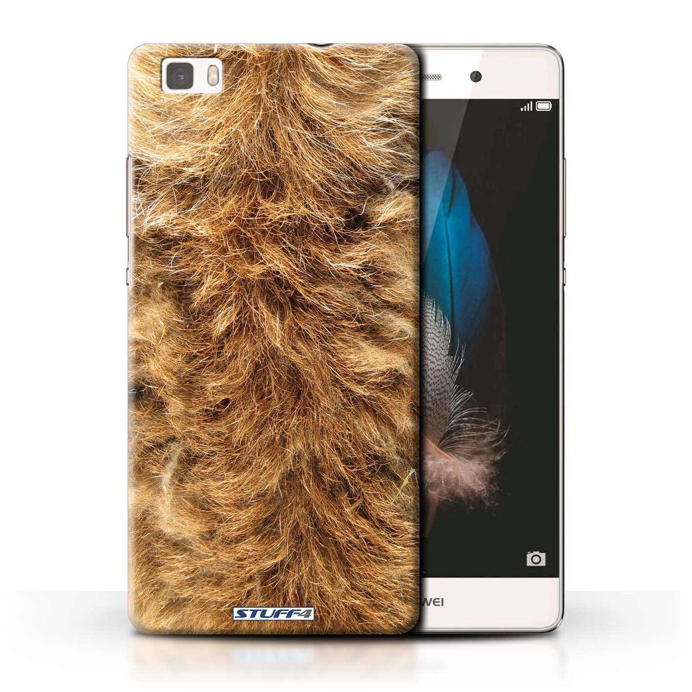 coque huawei p8 lite 2016 animaux