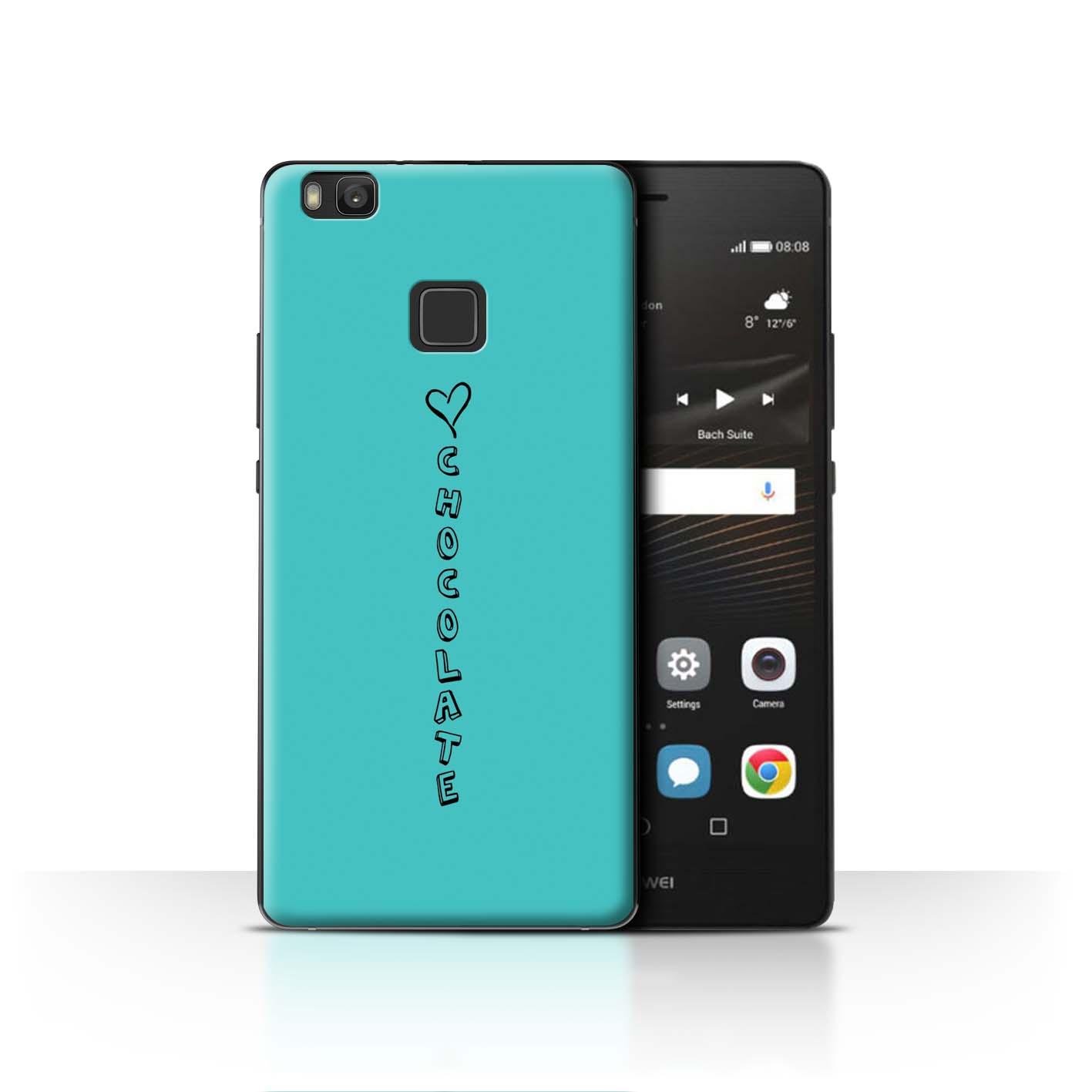 Stuff 4 teléfono caso/cubierta trasera para Huawei P9 Lite/Corazón Xoxo