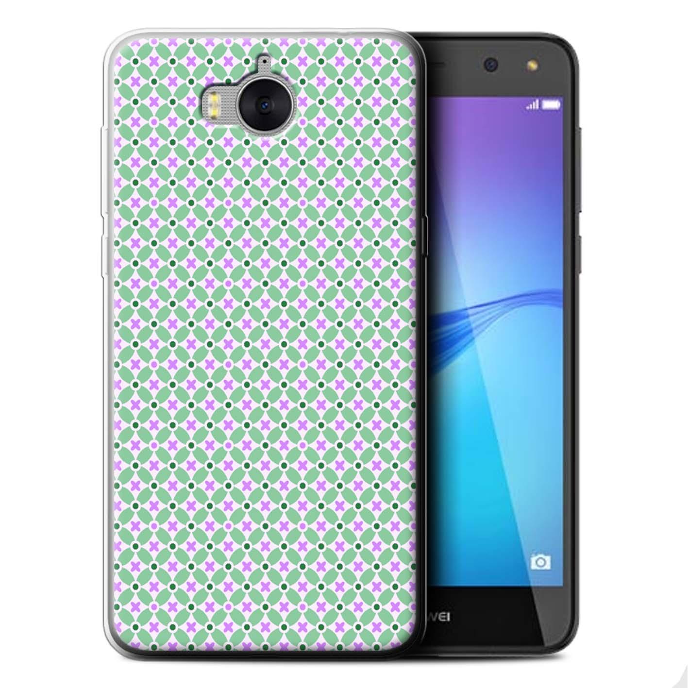 STUFF4-Gel-TPU-Case-Cover-for-Huawei-Y6-2017-Windmill-Pattern