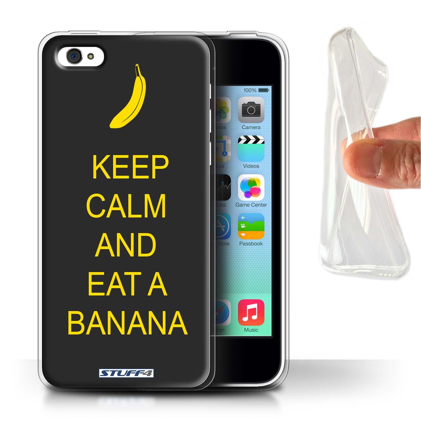 STUFF4-Gel-TPU-Case-Cover-for-Apple-iPhone-5C-Keep-Calm