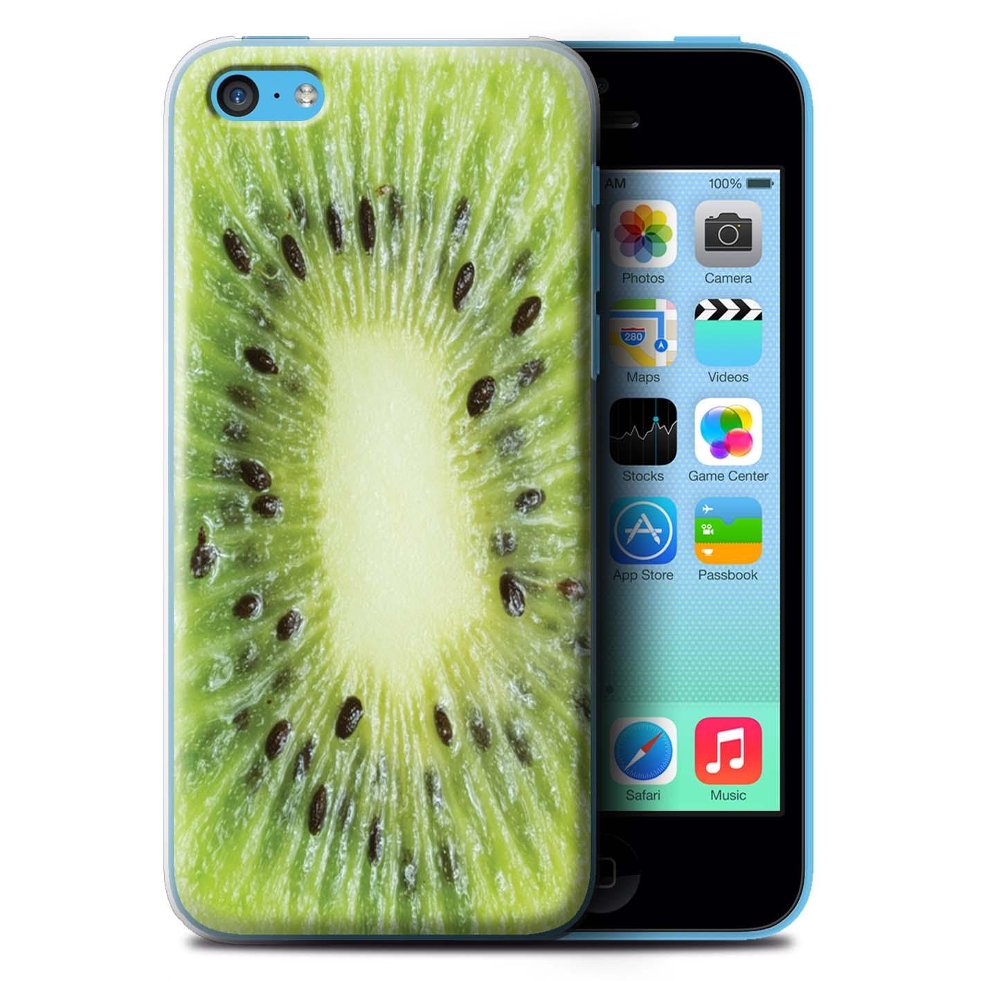 Coque/Etui/Housse de Stuff4 pour Apple iPhone 5C/Fruits