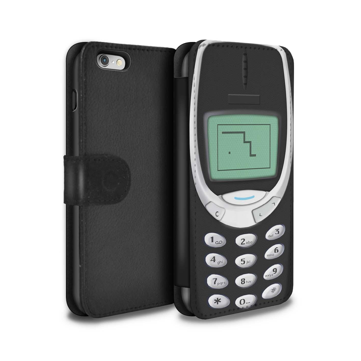 STUFF4-Coque-Etui-Case-Cuir-PU-pour-Apple-iPhone-6-Portables-retro