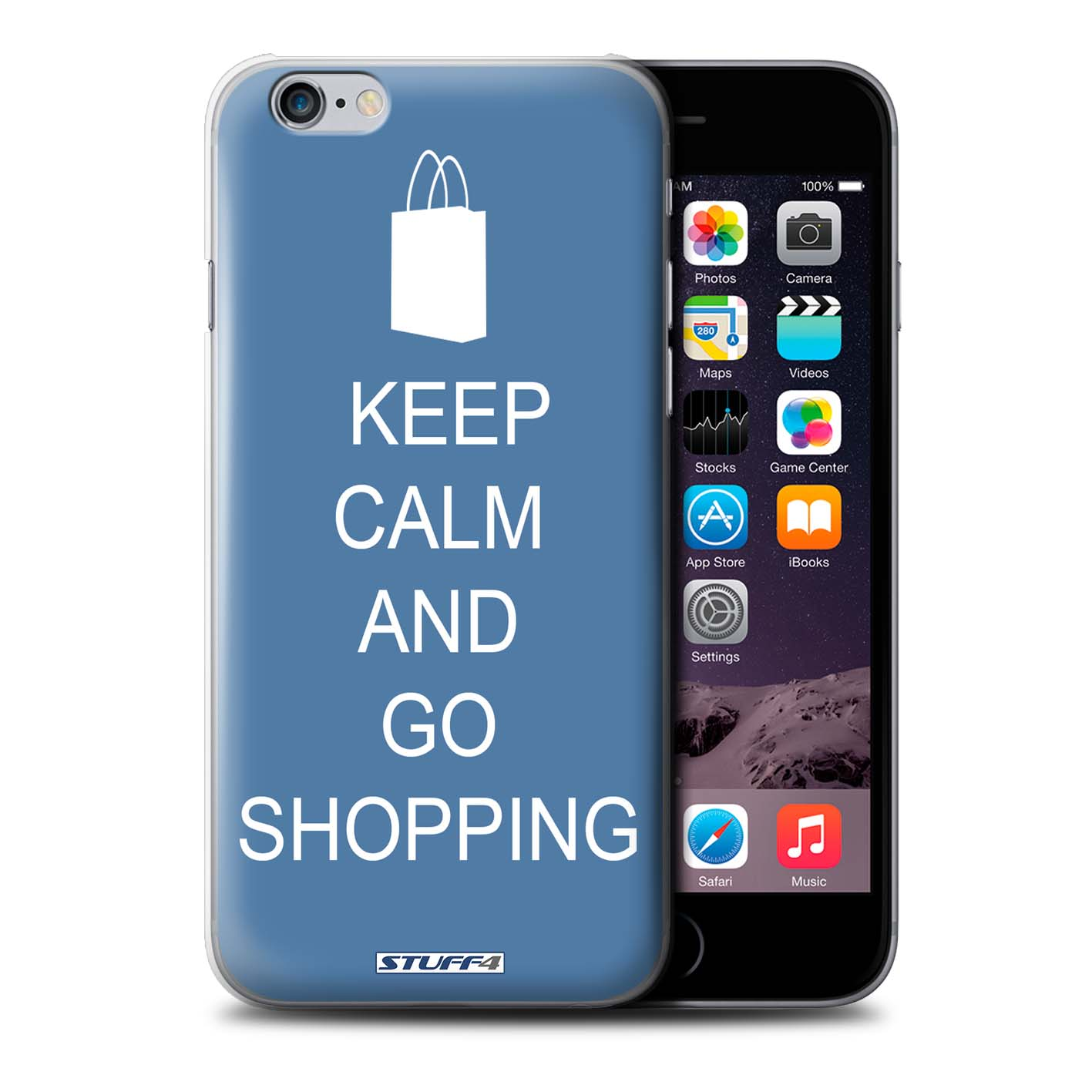STUFF4-Back-Case-Cover-Skin-for-Apple-iPhone-6S-Plus-Keep-Calm