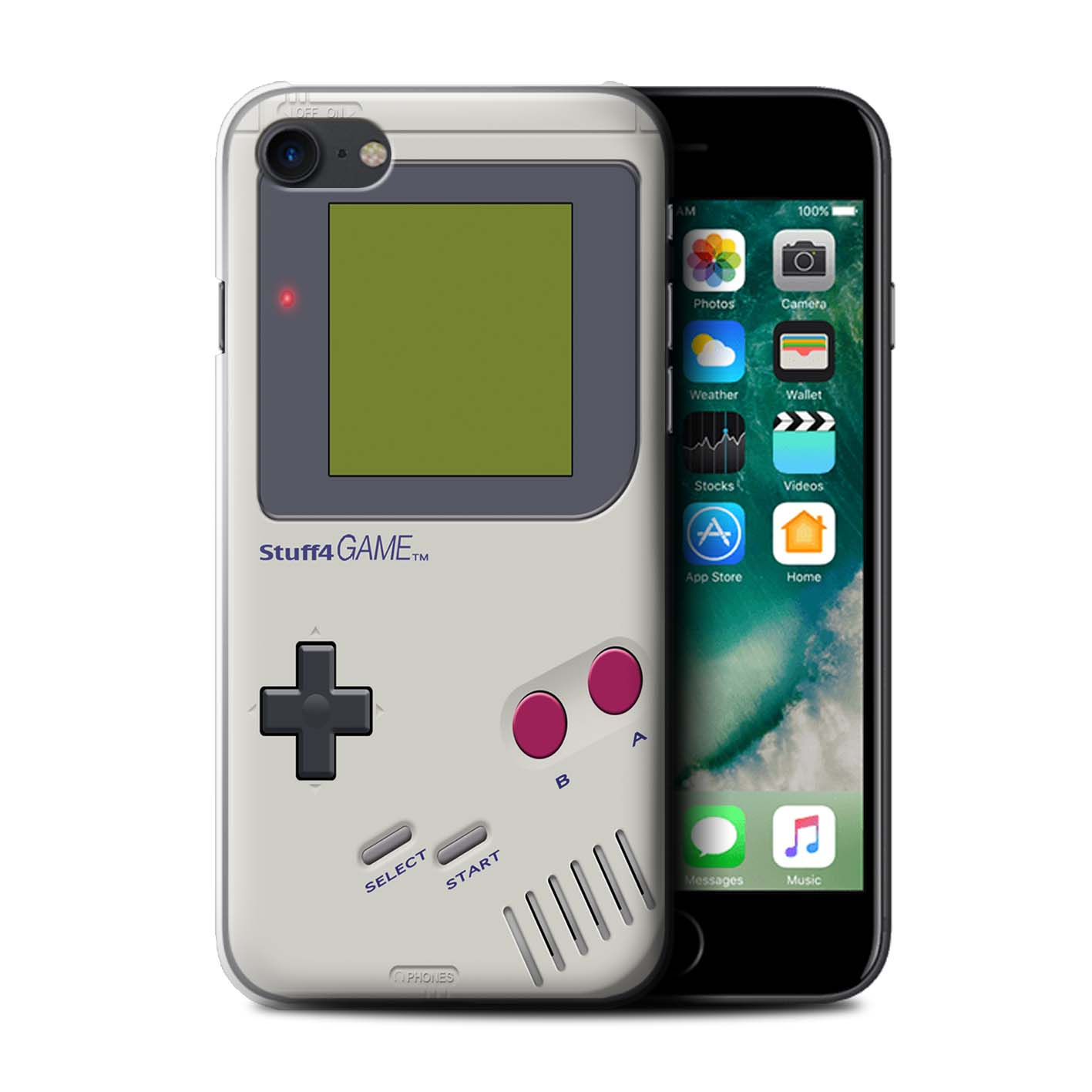 custodia game boy iphone 7