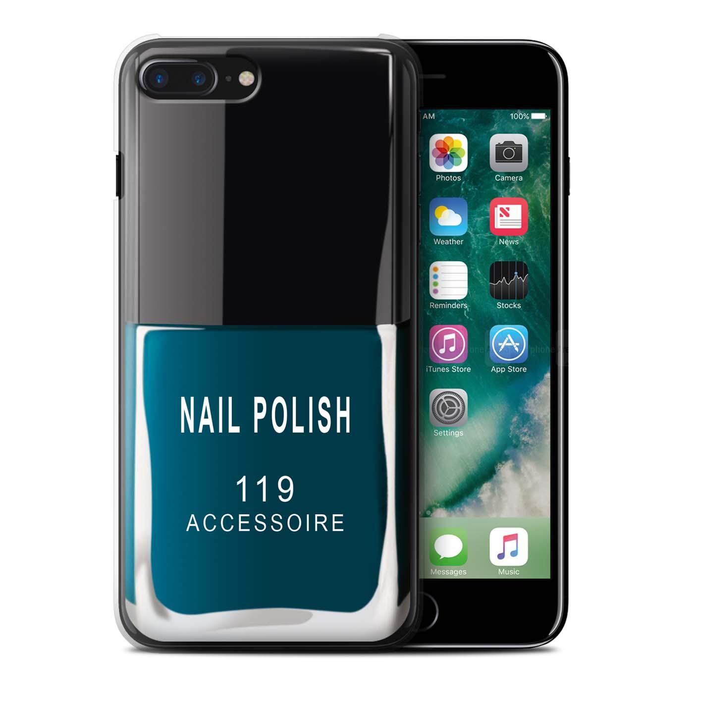STUFF4 Back Case/Cover/Skin for Apple iPhone 7 Plus/Nail Polish/Make ...
