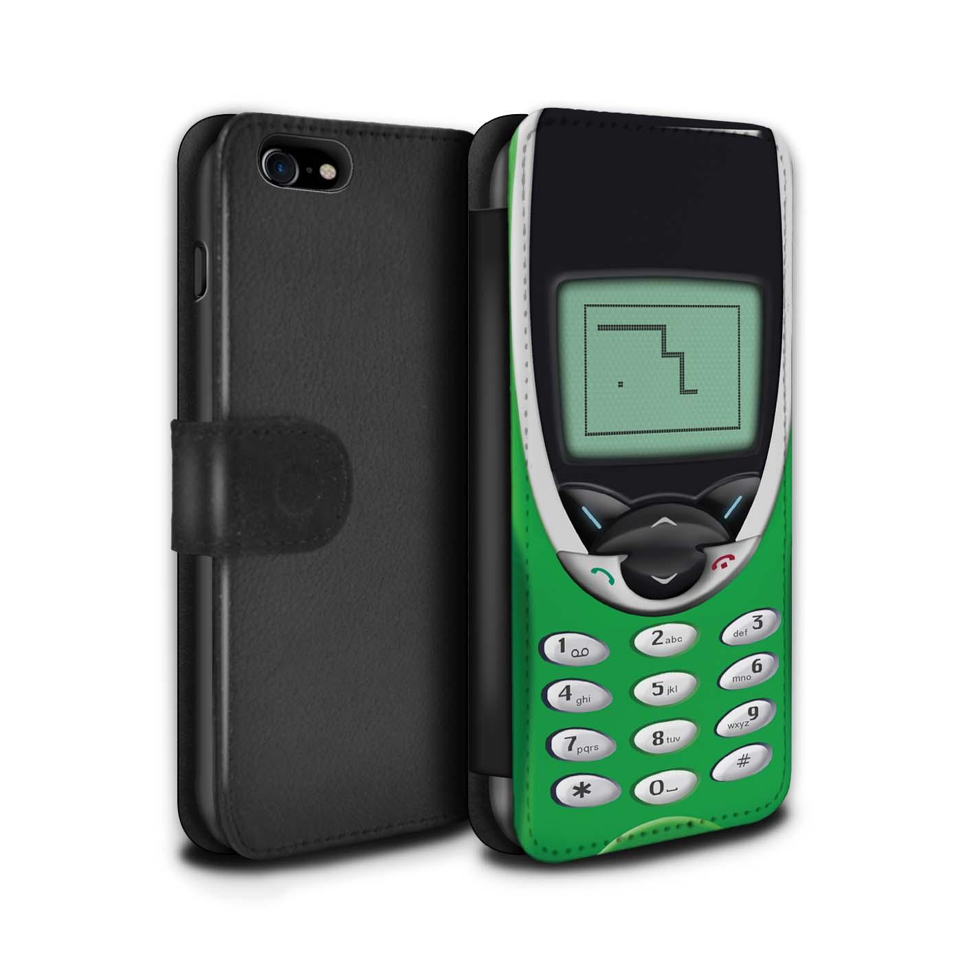 STUFF4-Coque-Etui-Case-Cuir-PU-pour-Apple-iPhone-8-Portables-retro