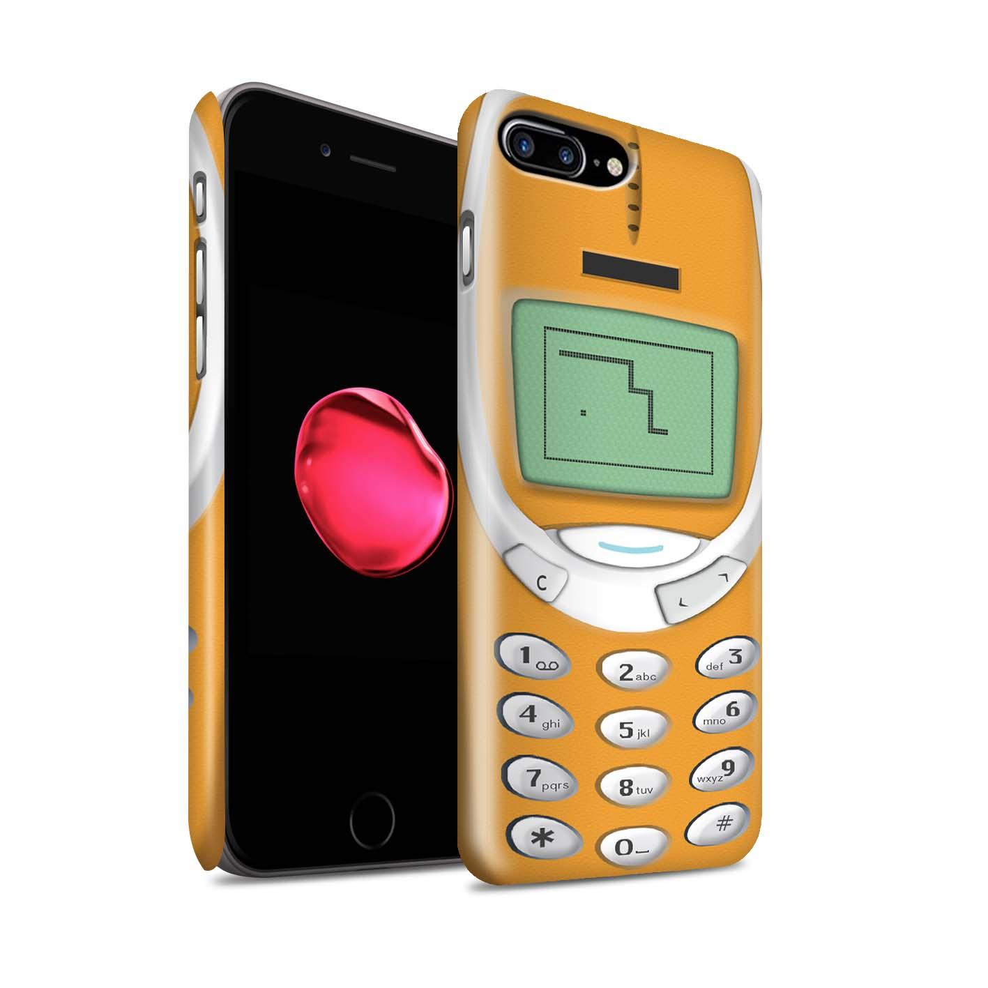 Coque-Etui-Matte-de-STUFF4-pour-Apple-iPhone-8-Plus-Portables-retro