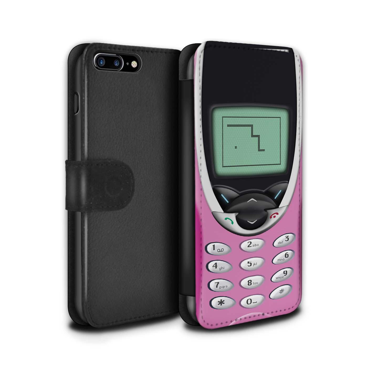 STUFF4-Coque-Etui-Case-Cuir-PU-pour-Apple-iPhone-8-Plus-Portables-retro