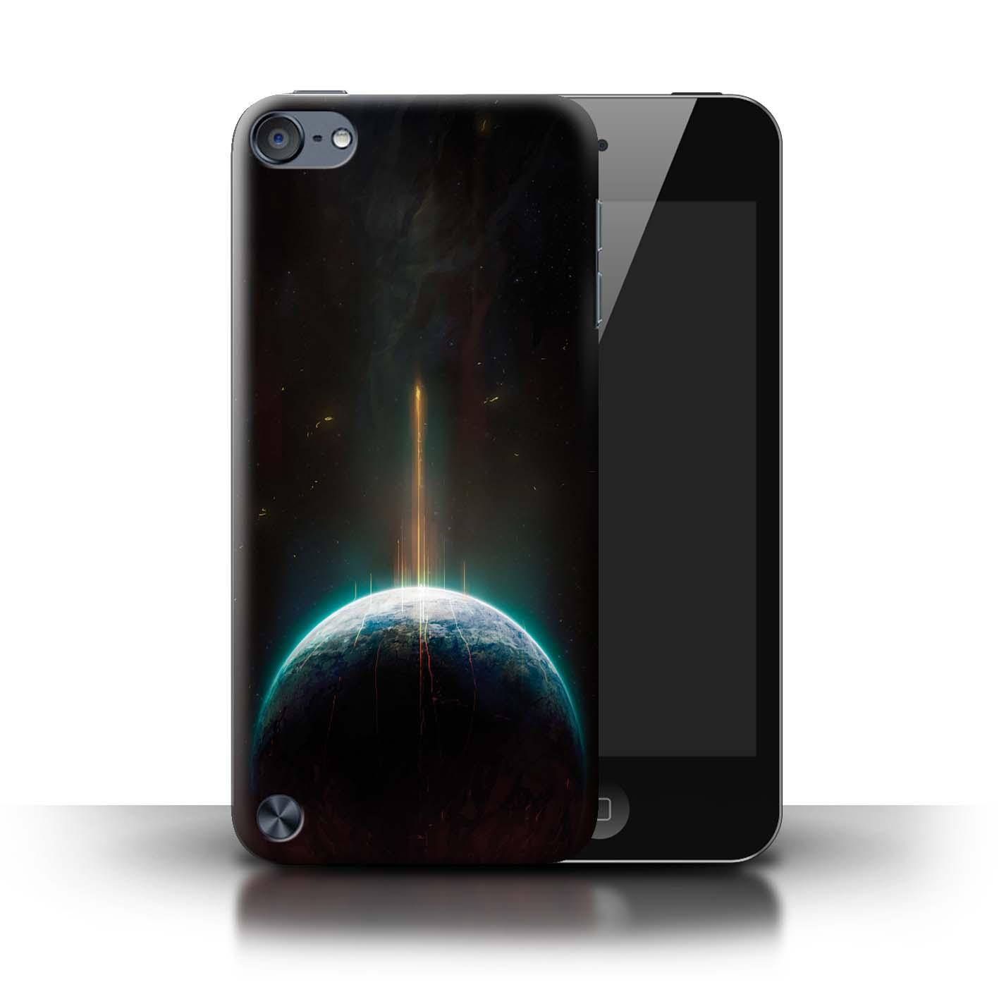 Officielle-Chris-Cold-Coque-pour-Apple-iPod-Touch-5-Monde-Galactique