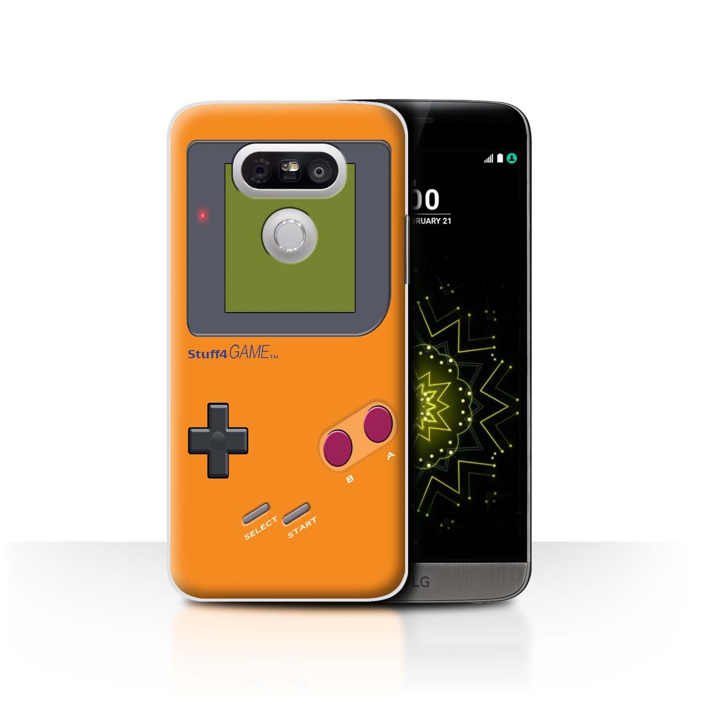 STUFF4-Back-Case-Cover-Skin-for-LG-G5-H850-H820-H830-Video-Gamer-Gameboy