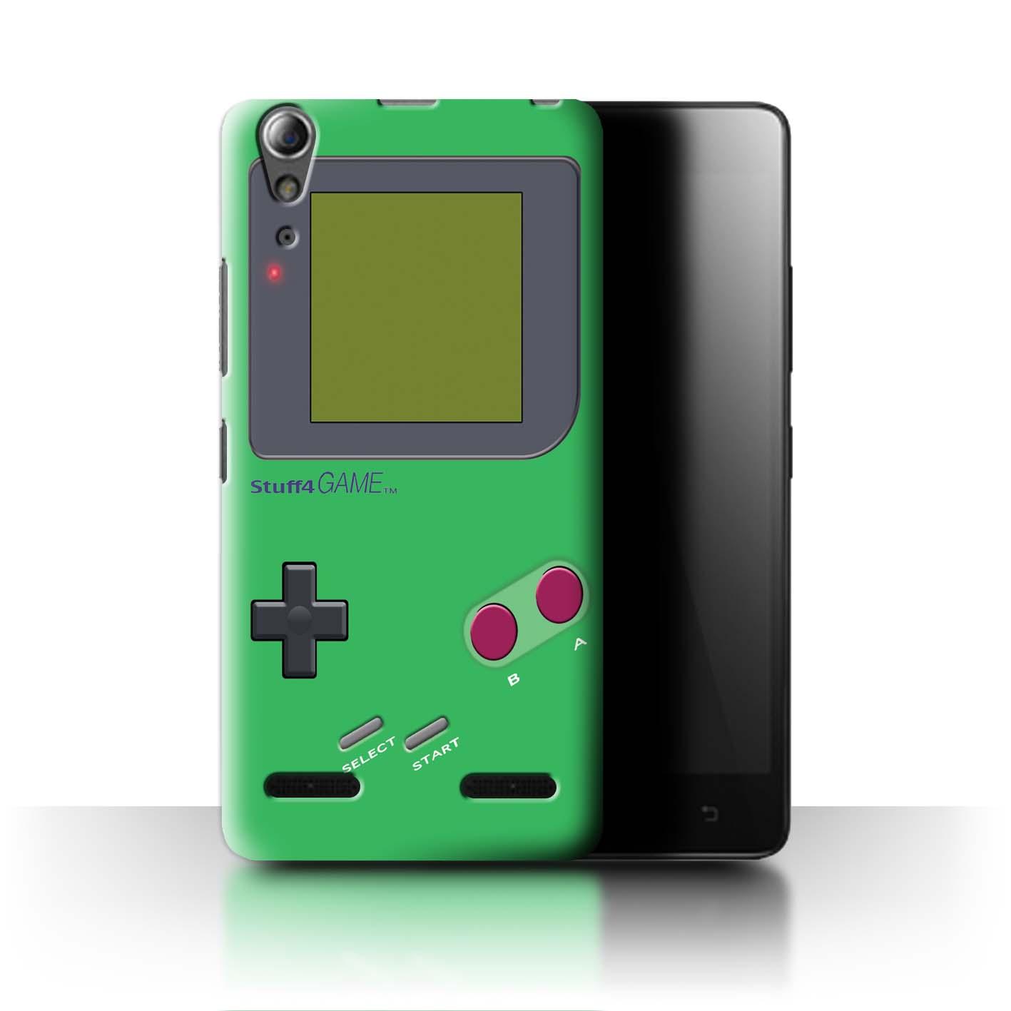 STUFF4-Back-Case-Cover-Skin-for-Lenovo-A6000-Video-Gamer-Gameboy