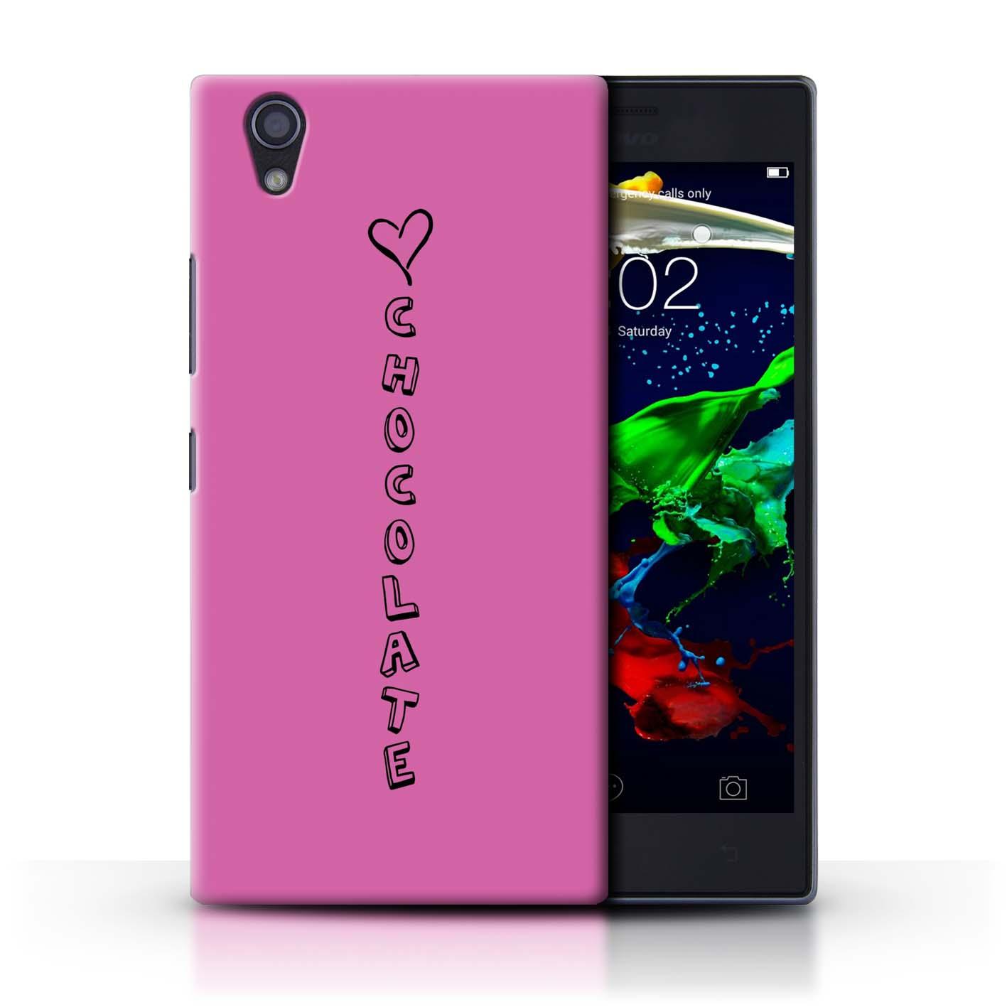 Stuff 4 teléfono caso/cubierta trasera para Lenovo P70/Corazón Xoxo