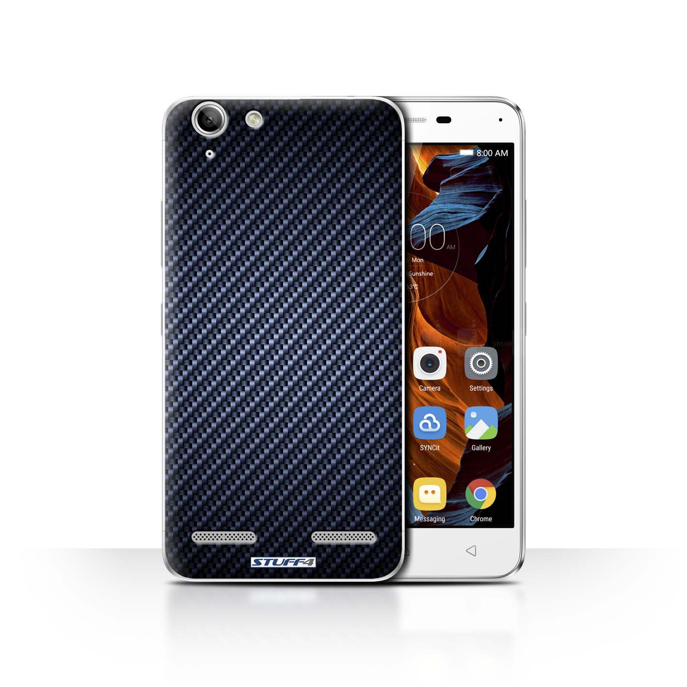 Stuff4 Huelle Case Backcover Fuer Lenovo Vibe K5