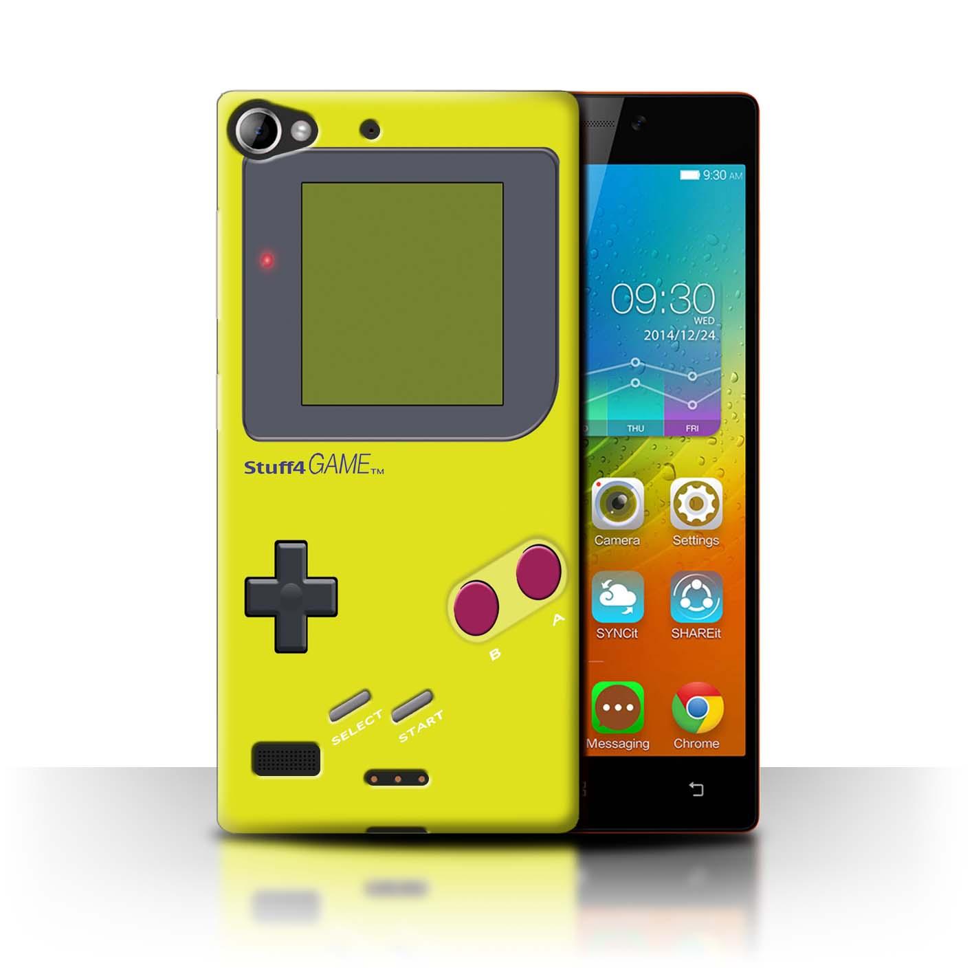 STUFF4-Back-Case-Cover-Skin-for-Lenovo-Vibe-X2-Video-Gamer-Gameboy