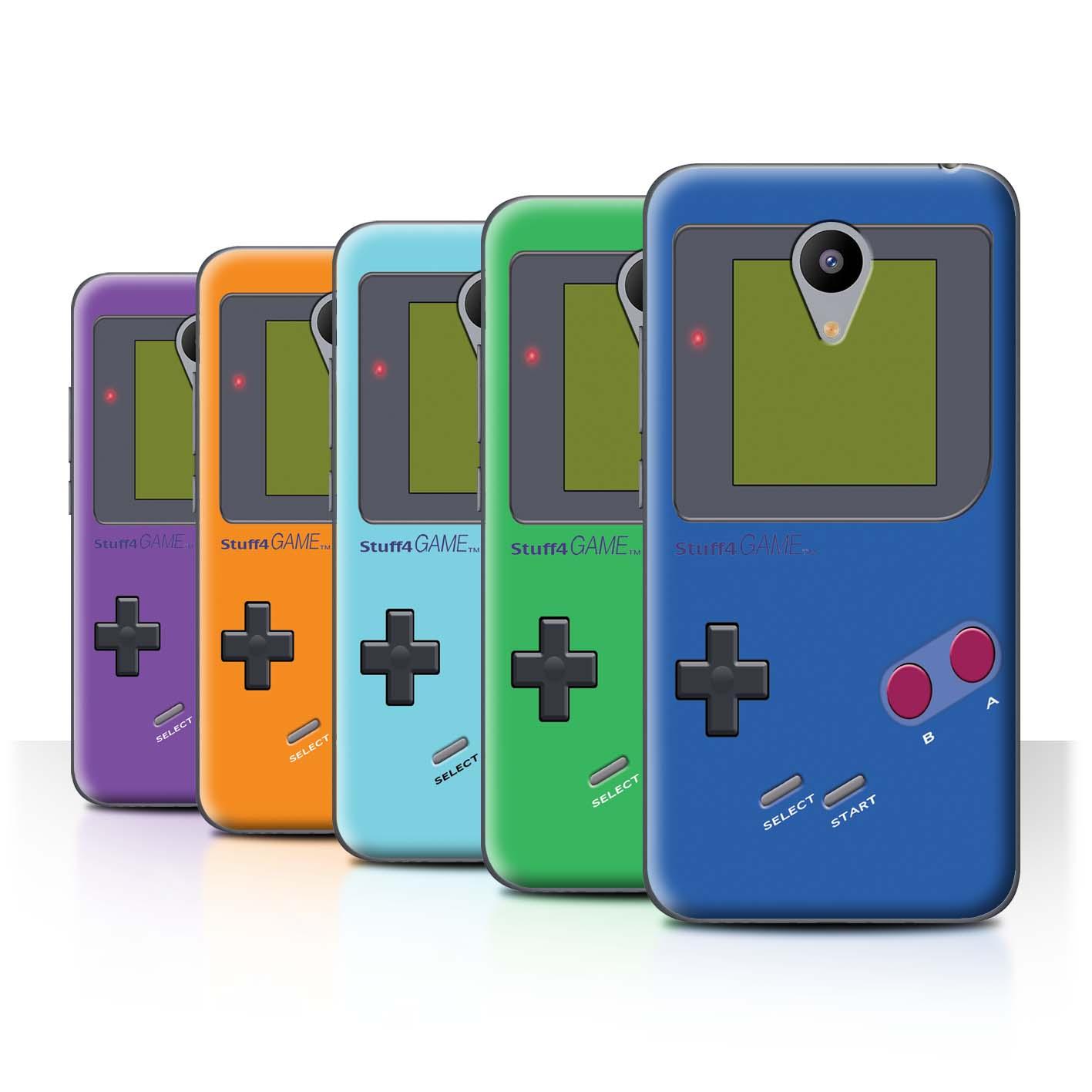 STUFF4-Back-Case-Cover-Skin-for-Meizu-M2-Video-Gamer-Gameboy
