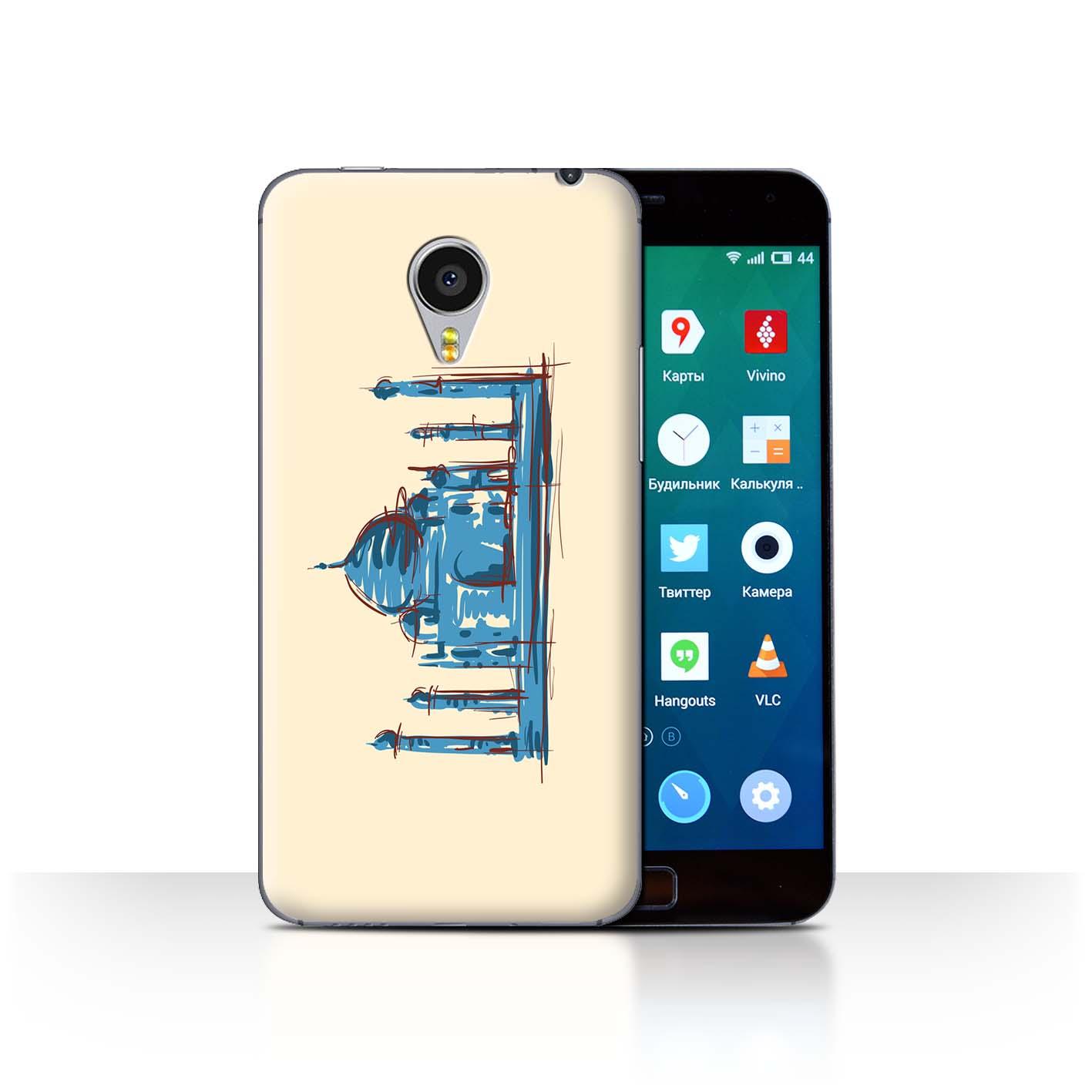STUFF4-Back-Case-Cover-Skin-for-Meizu-MX4-Pro-Landmarks