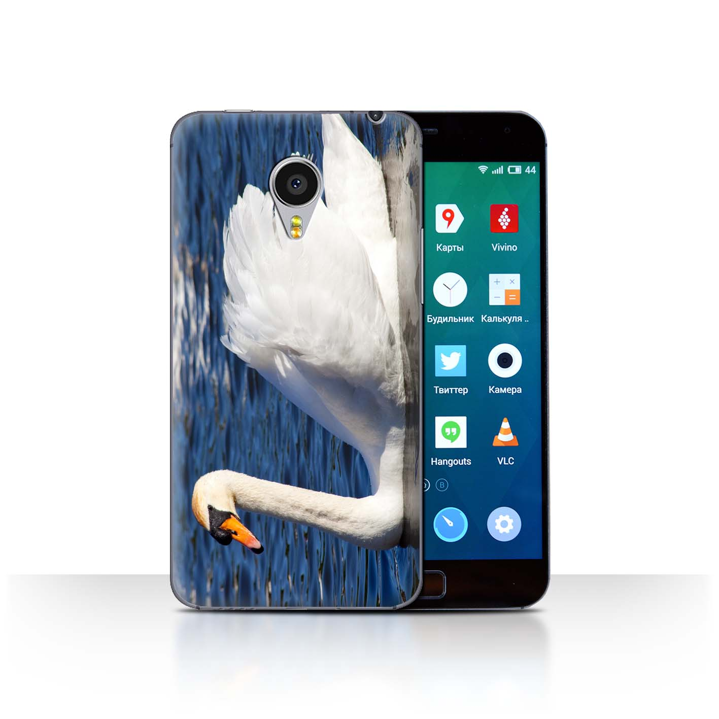 STUFF4-Back-Case-Cover-Skin-for-Meizu-MX4-Pro-British-Coast