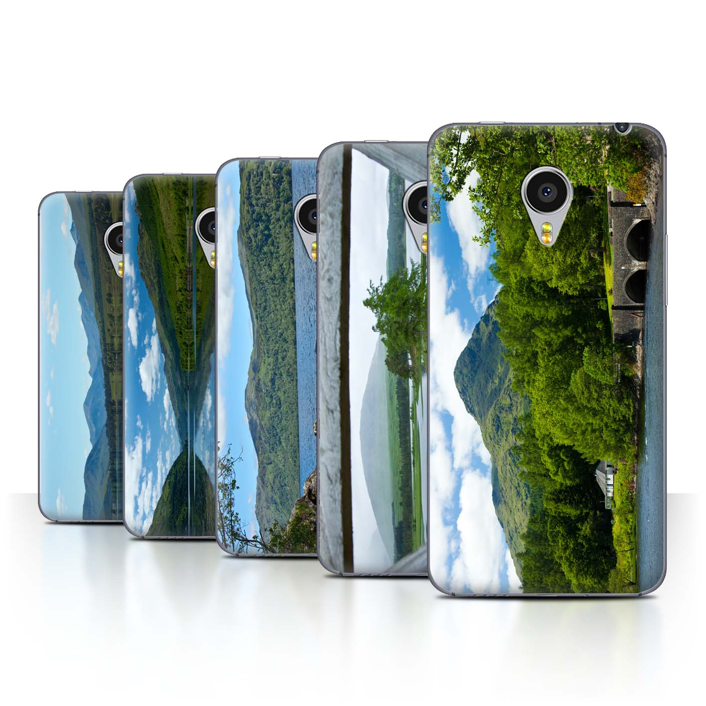 STUFF4-Back-Case-Cover-Skin-for-Meizu-MX4-Pro-Scottish-Landscape